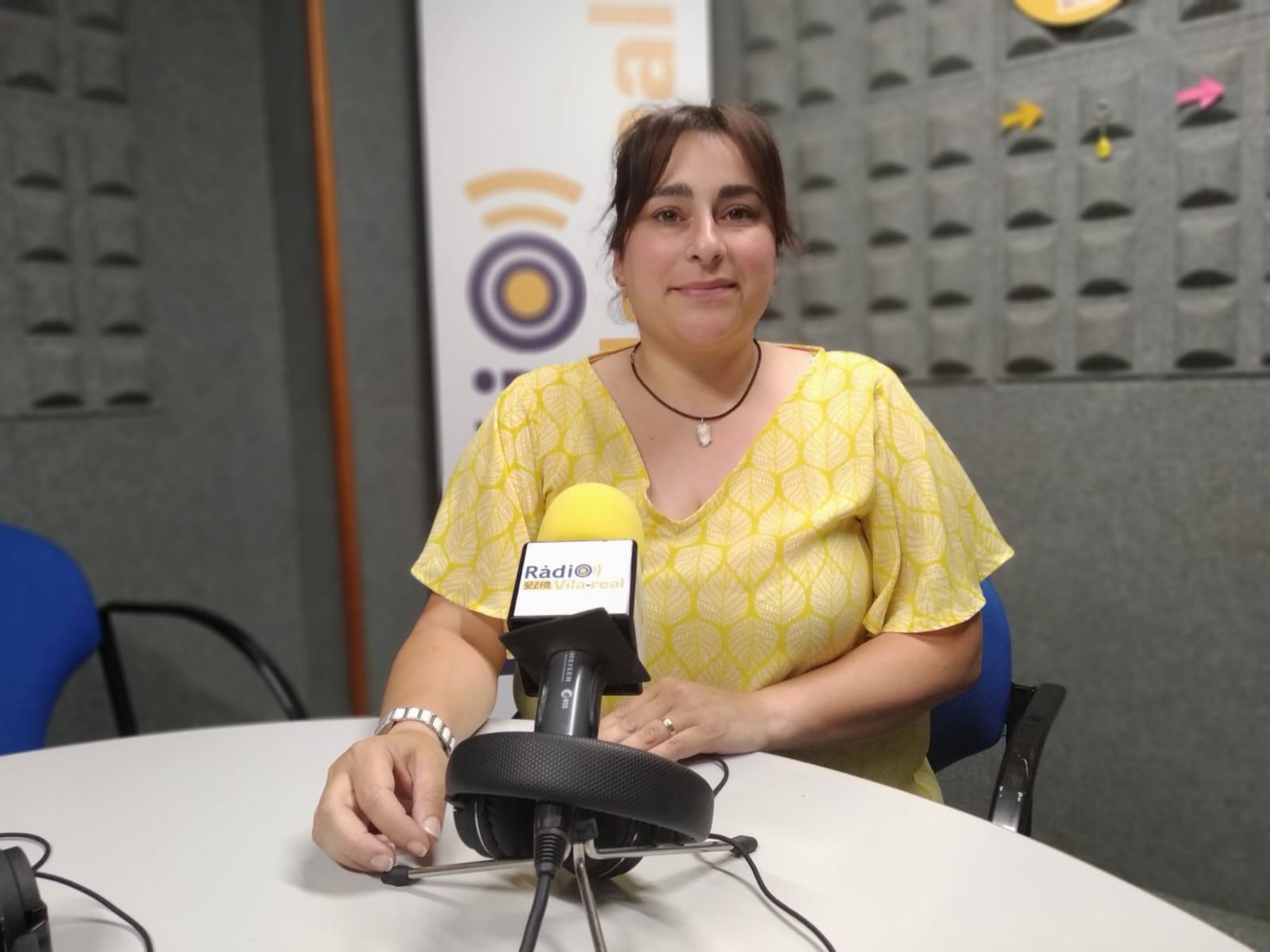 Bienvenida, Miriam Caravaca.