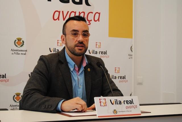 Rueda de prensa del alcalde de Vila-real, José Benlloch 03 de junio de 2020