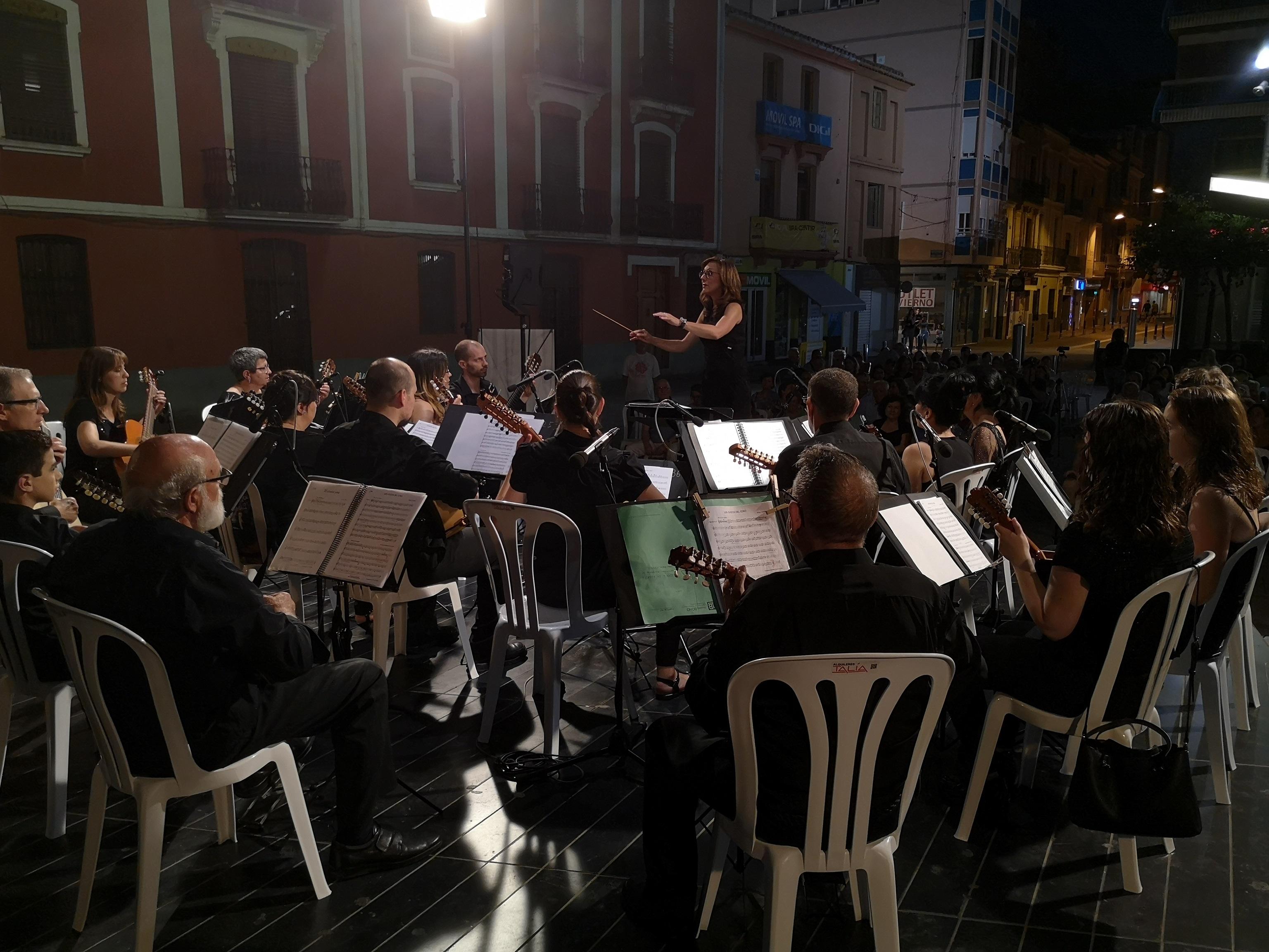 Vila-real celebra una nueva edición del Plectre a la fresca.