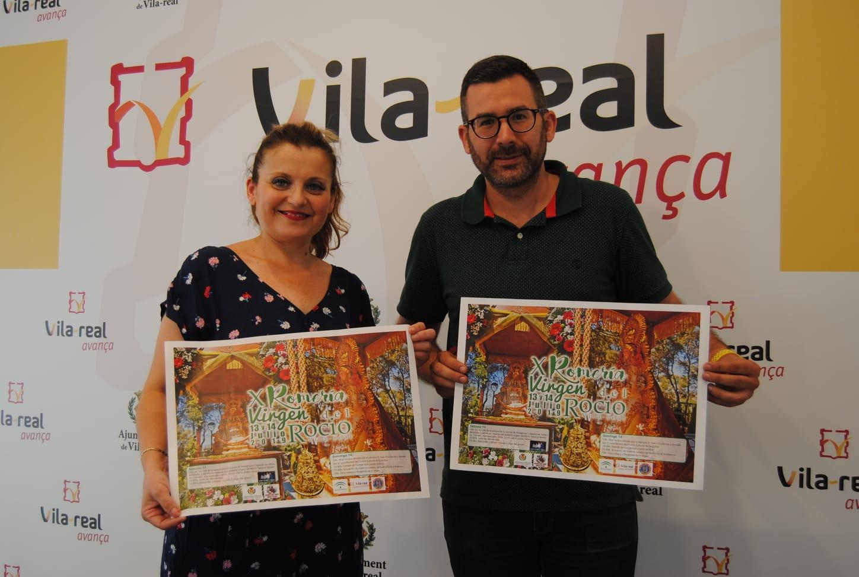 La Asociación Cultural Flamenca Andaluza de Vila-real celebra la X Romería del Rocío al Termet