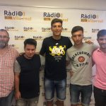 Esports Radio Vila-real. Programa del 13 de Agosto de 2019. Entrevista Pau Torres