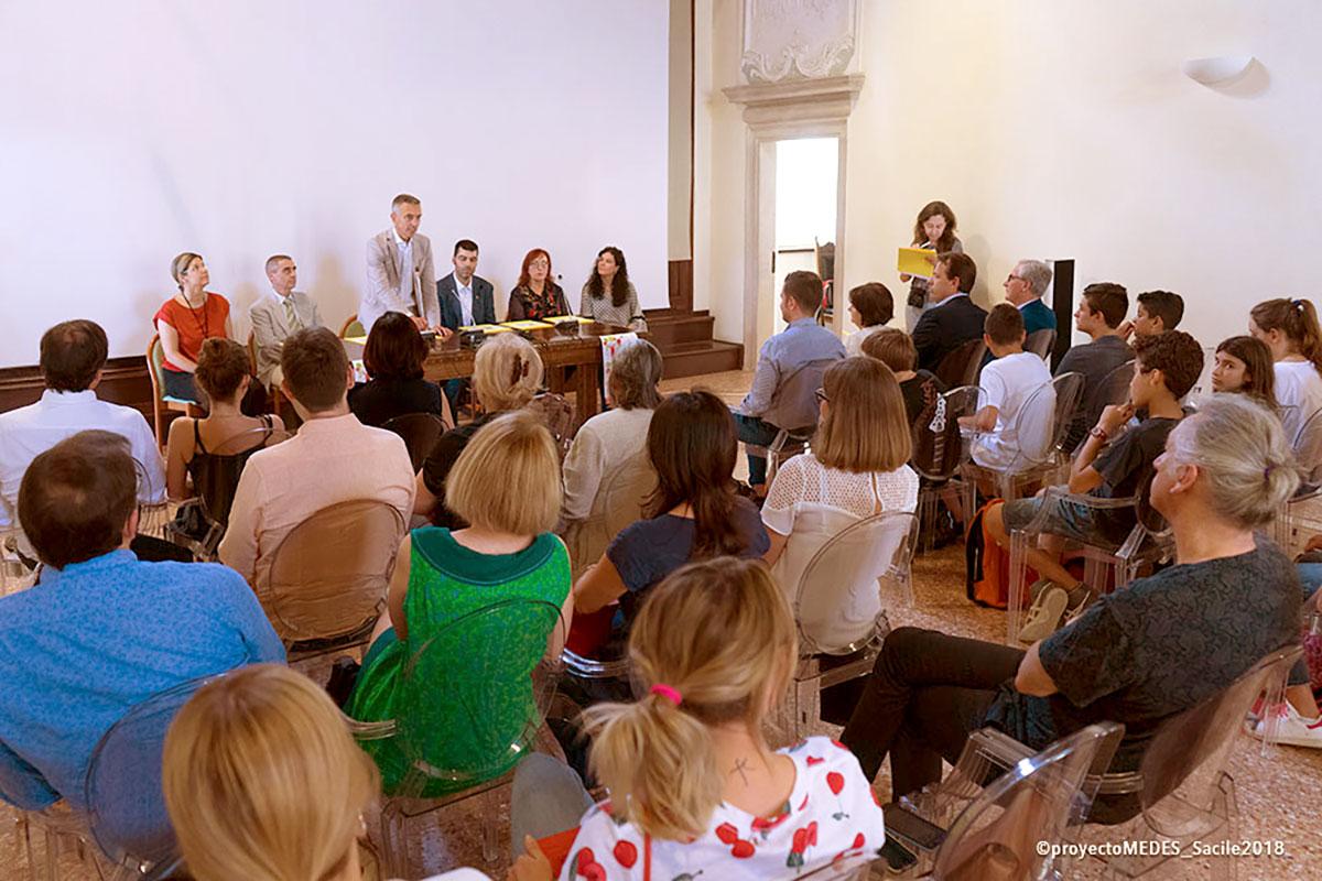 La UE avala el liderazgo de Vila-real en mediación escolar con el proyecto europeo Medes-2.
