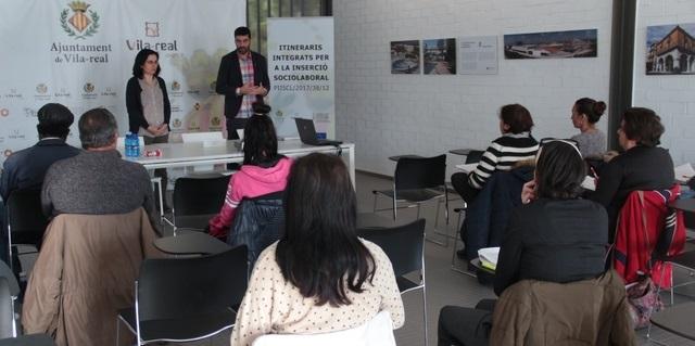La Generalitat concede a Vila-real el tercer programa de Itinerarios de inserción para 150 personas de colectivos vulnerables