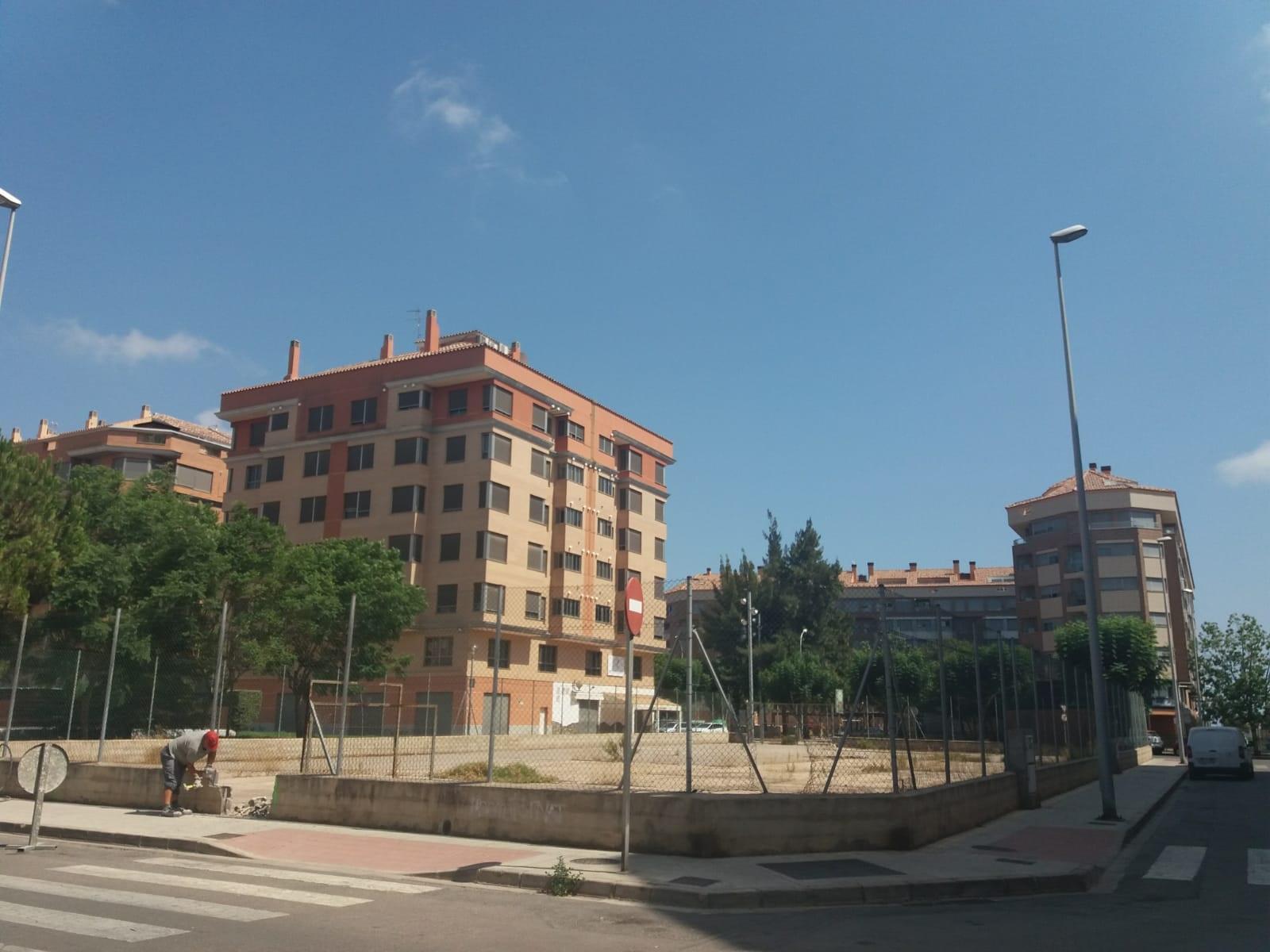 Territorio habilita un nuevo aparcamiento con 52 plazas en la calle Jaume Roig.