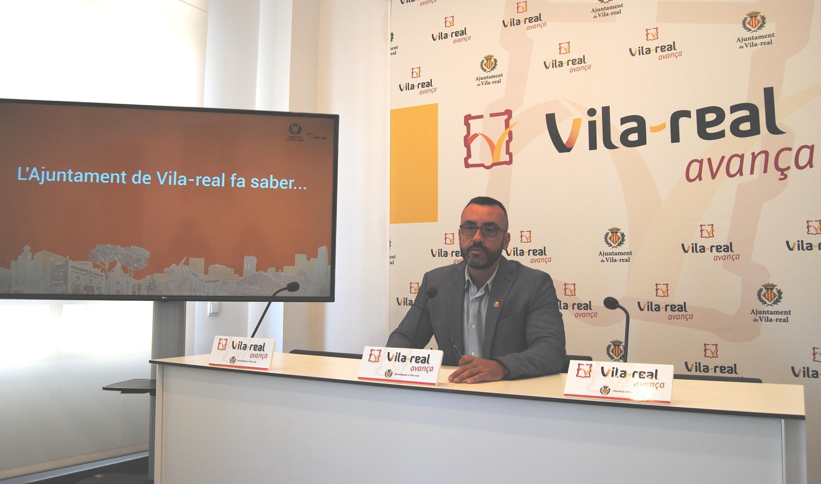 Vila-real lanza el proyecto del pregonero del siglo XXI.
