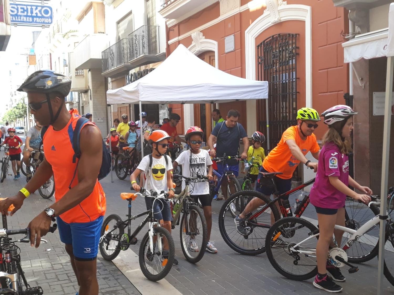 Vila-real se suma a la Semana Europea de la Movilidad.