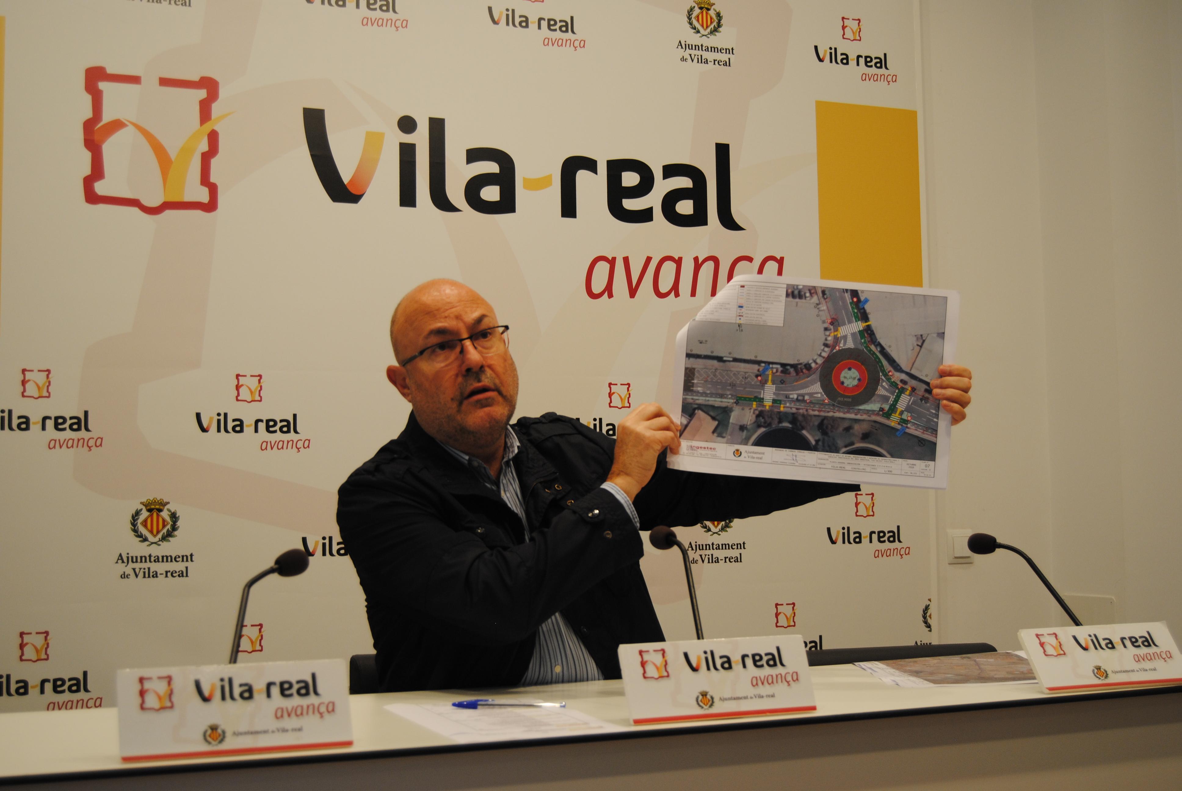 Vila-real prevé completar los cinco proyectos en polígonos industriales antes de final de año.