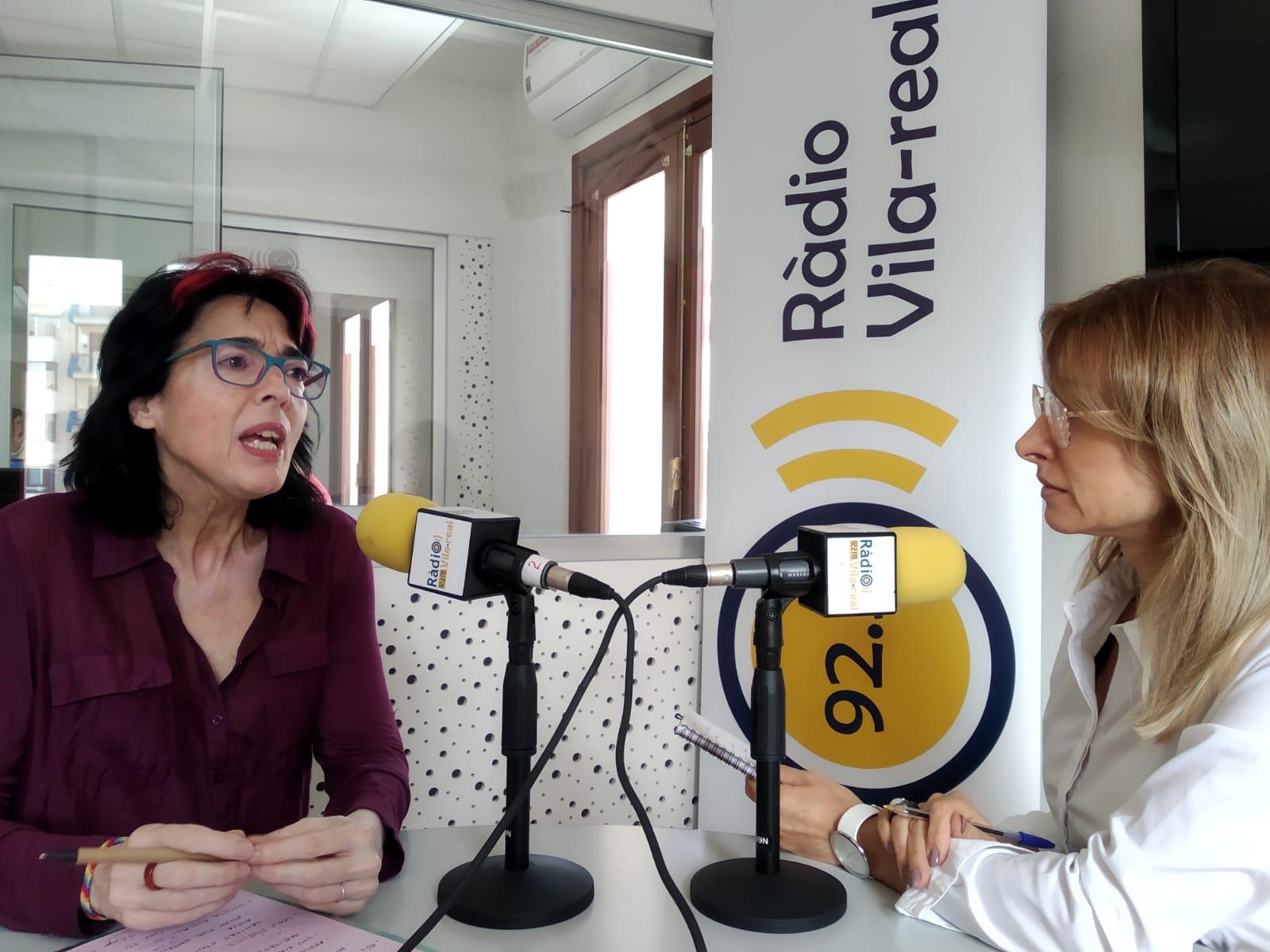 Entrevista Marisa Saavedra, cabeza lista de Unides Podem Castellón al Congreso