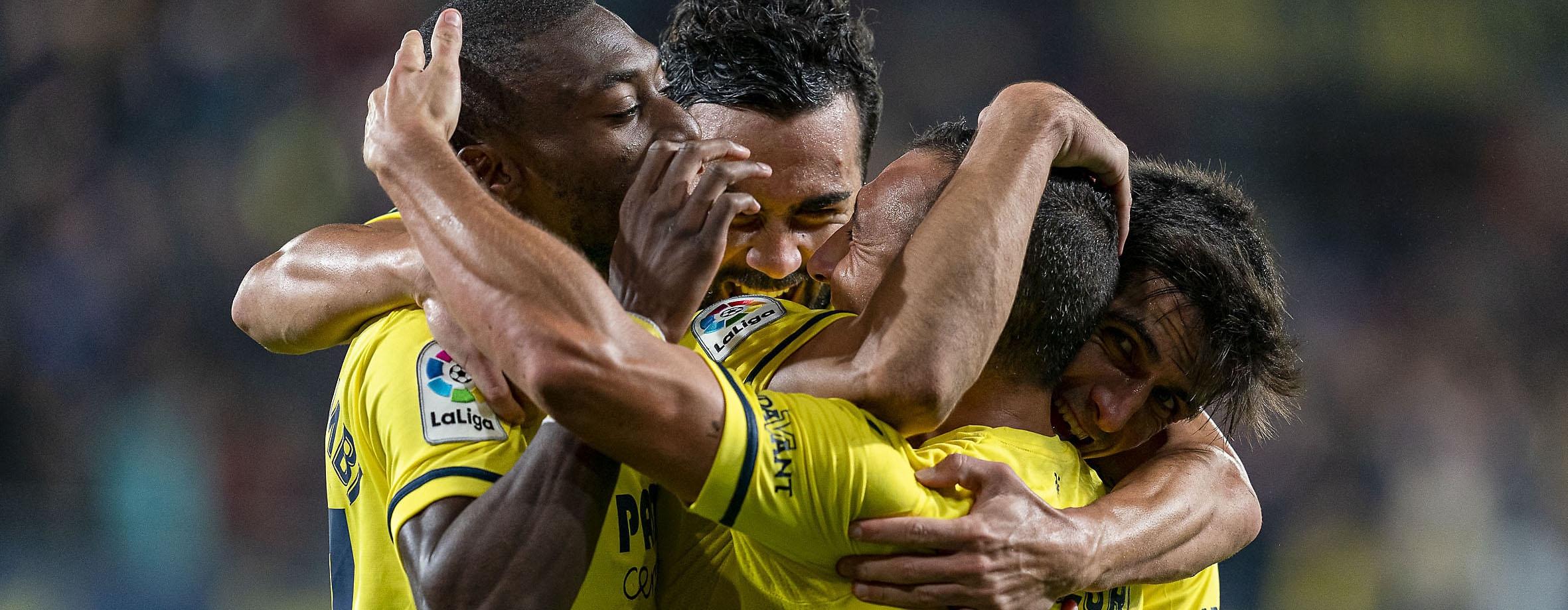 Escucha los goles del Villarreal C.F. – D. Alavés.