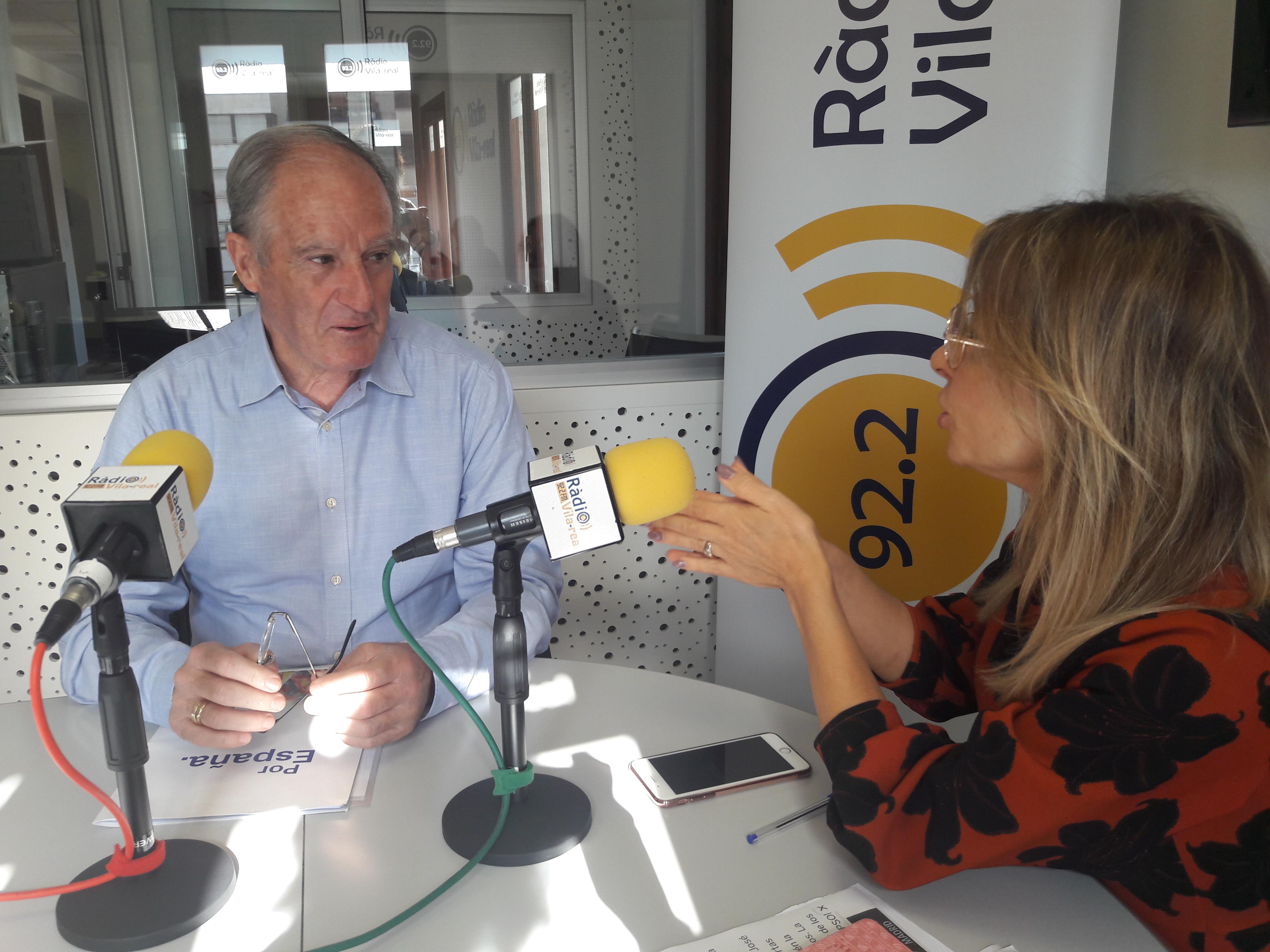 Entrevista con el diputado electo de VOX Castellón al Congreso, Alberto Asarta. 11 de noviembre del 2019
