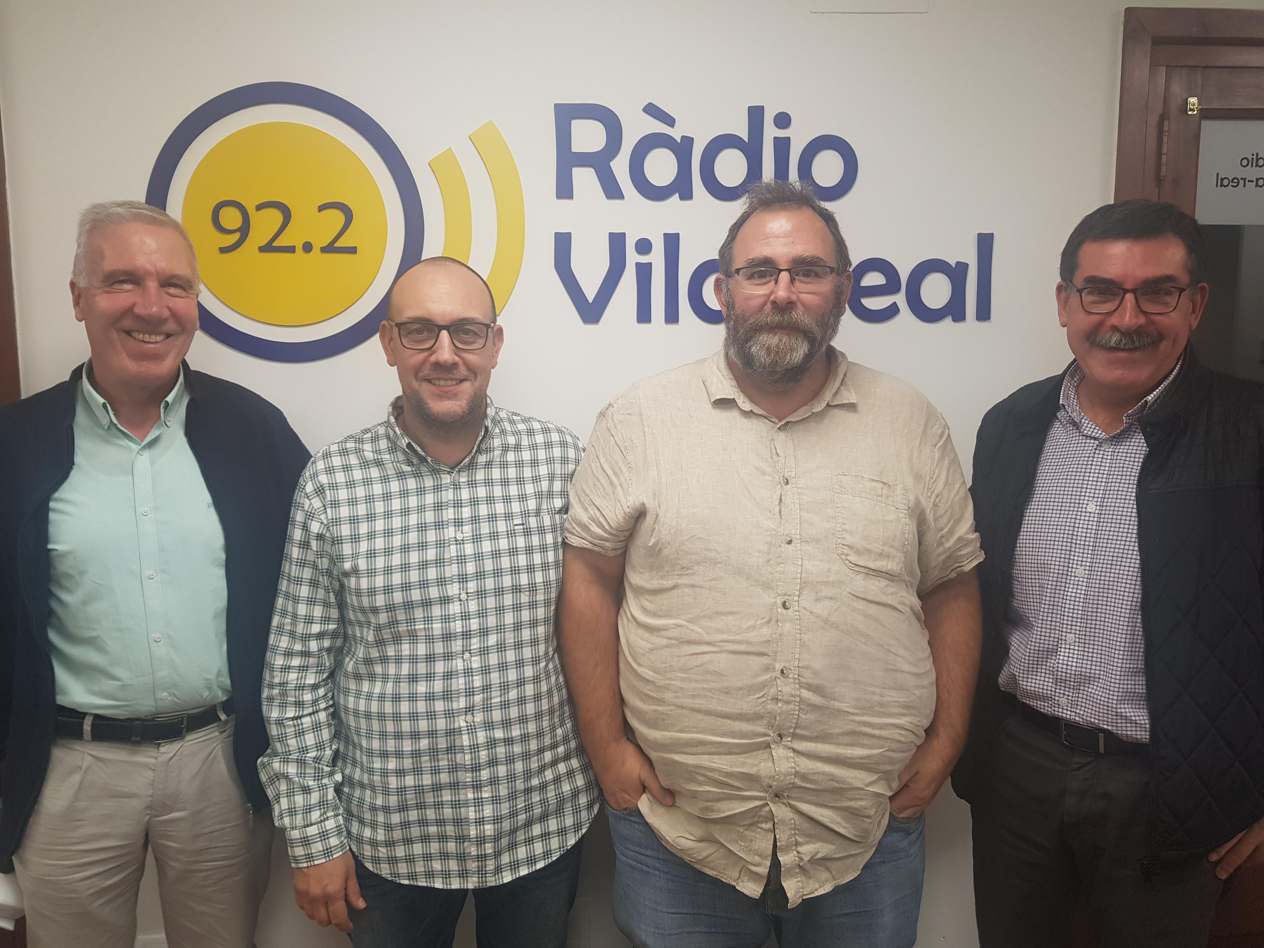 Esports Radio Vila-real. 50 Anys Club Bàsquet Vila-real