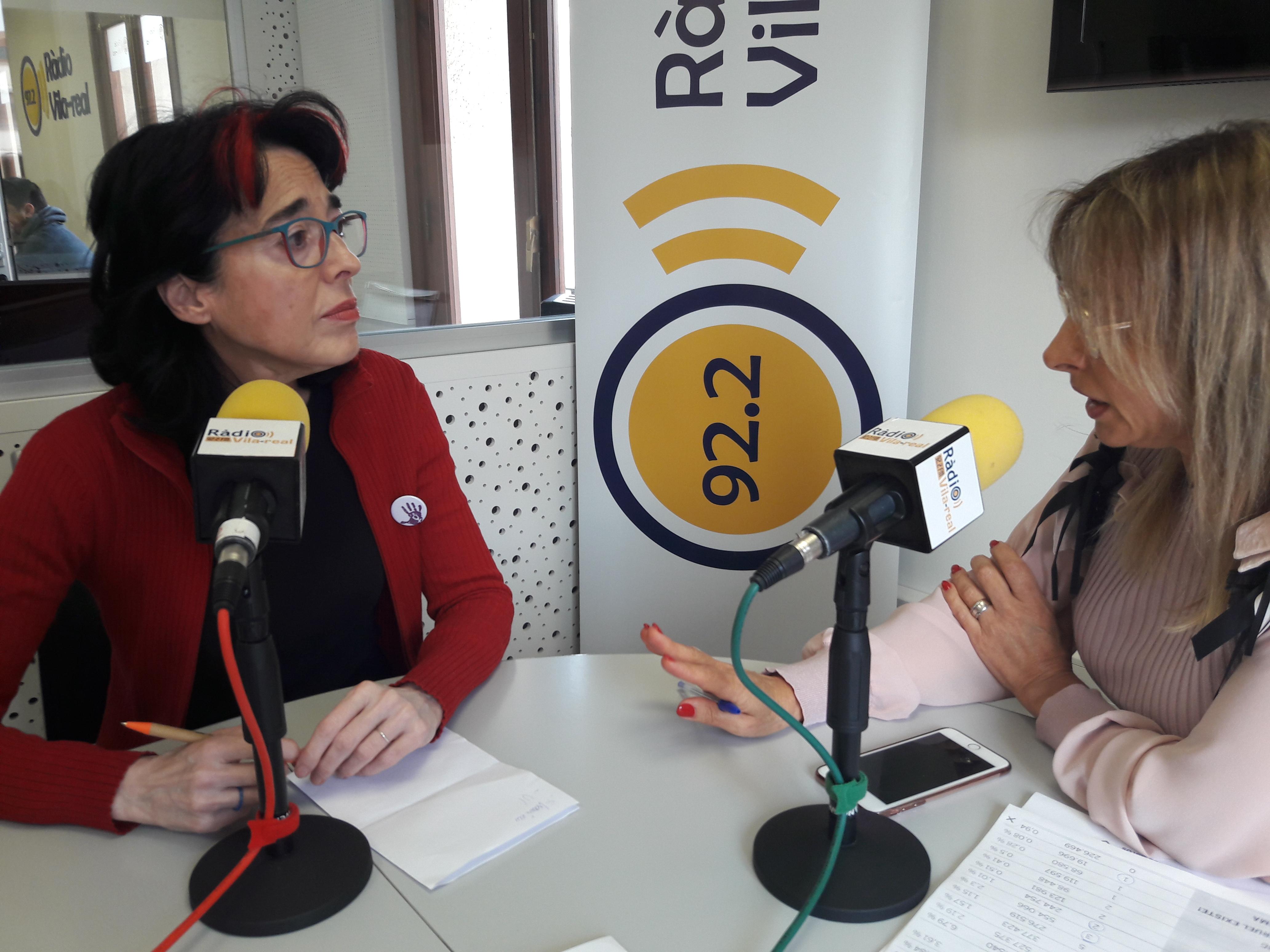 Entrevista con el diputada electa de Unides Podem Castellón al Congreso, Marisa Saavedra. 11 de noviembre del 2019