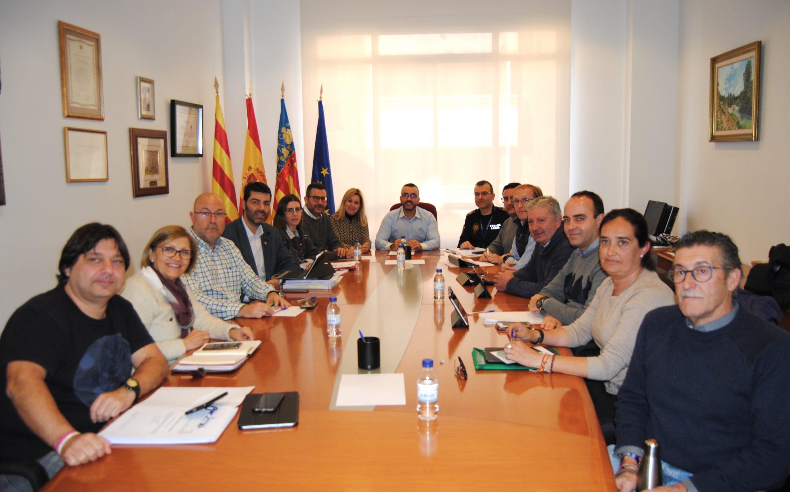La comisión para la convivencia entre vecinos y peñas en Vila-real se reunirá cada mes.