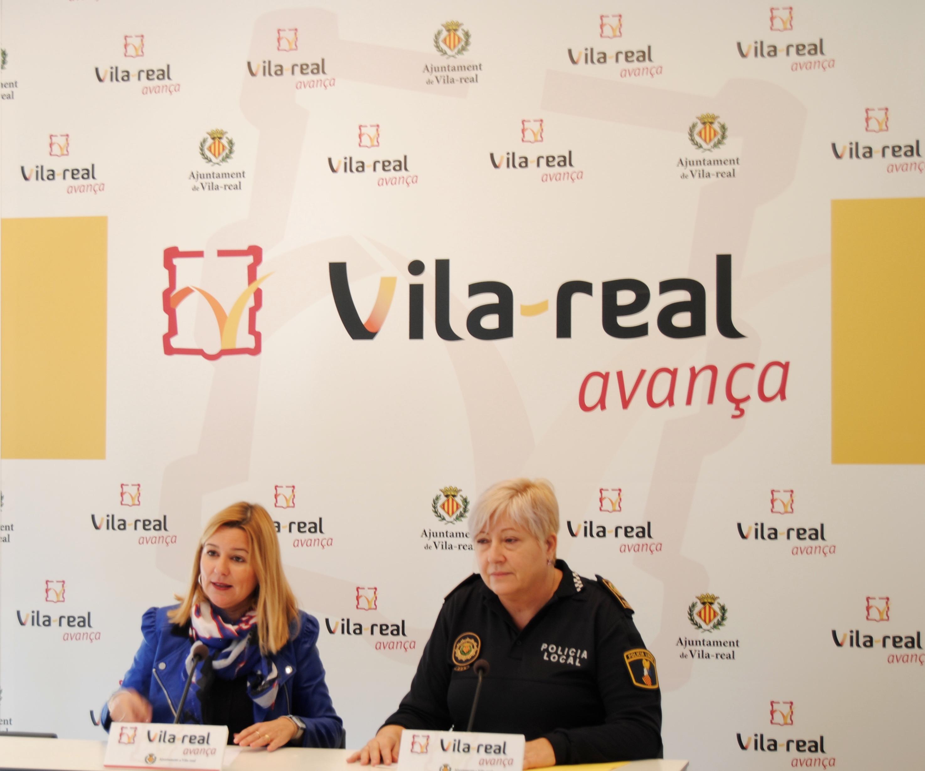 Vila-real impulsa la Semana de la Mediación Policial.