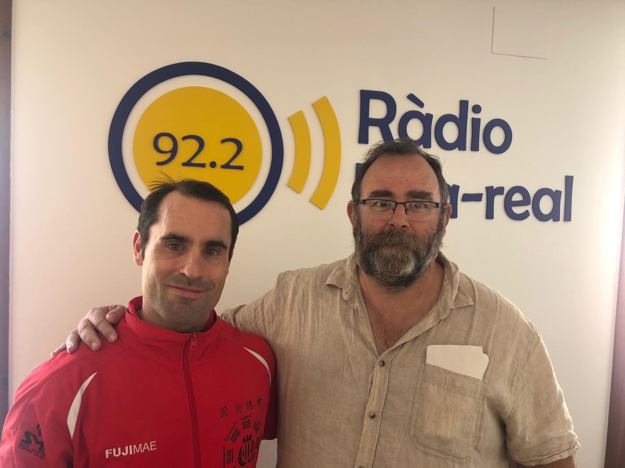 Esports Radio Vila-real. Rubén Solera campió de Europa de Wushu Kung-Fu