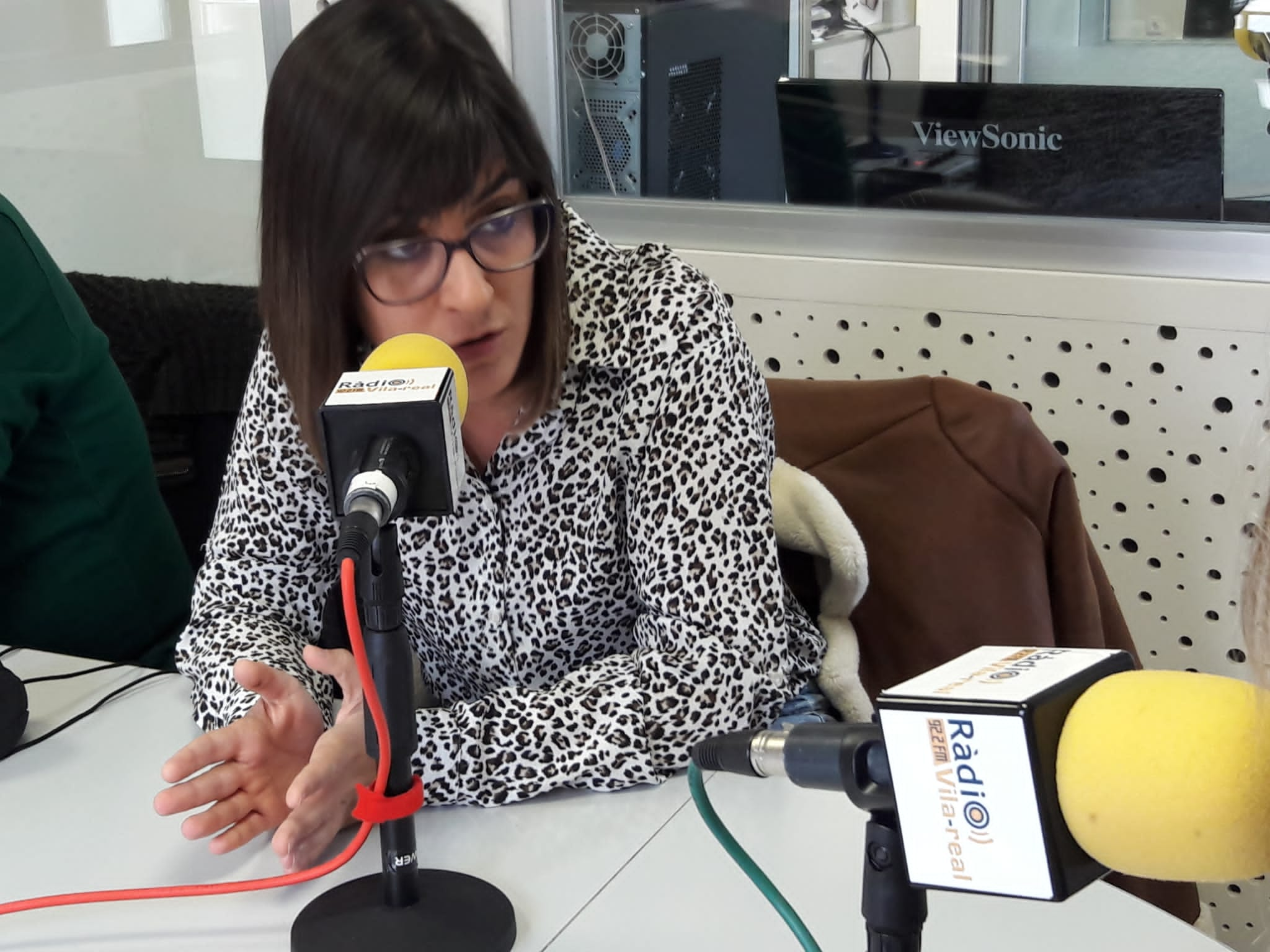 Entrevista Marta Sorlí (Més Compromís). 14 de noviembre del 2019