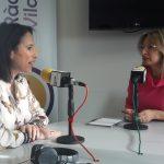 Entrevista a la Alcadesa de Almazora, Merche Galí