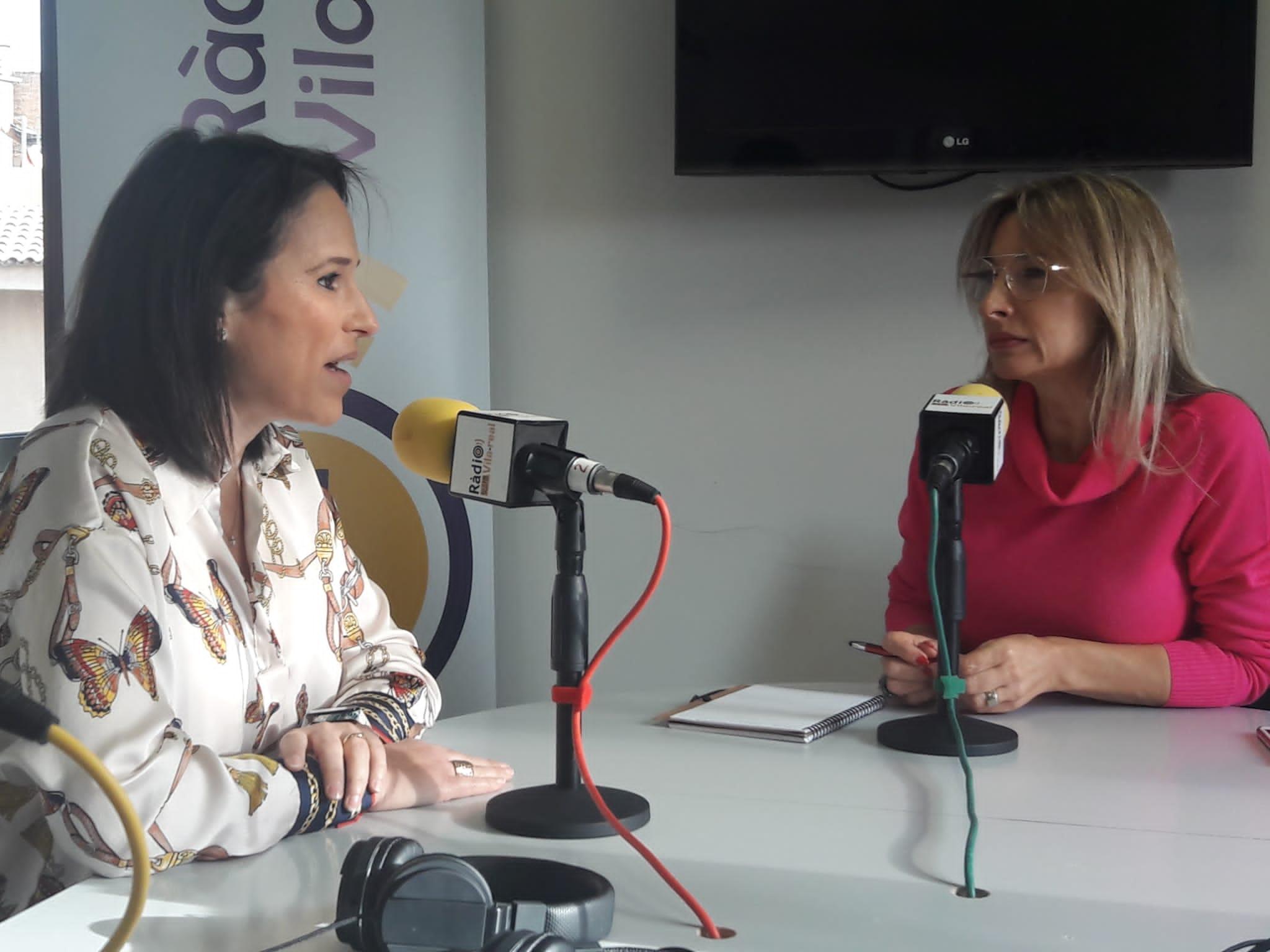 Entrevista con la alcaldesa de Almassora, Merche Galí