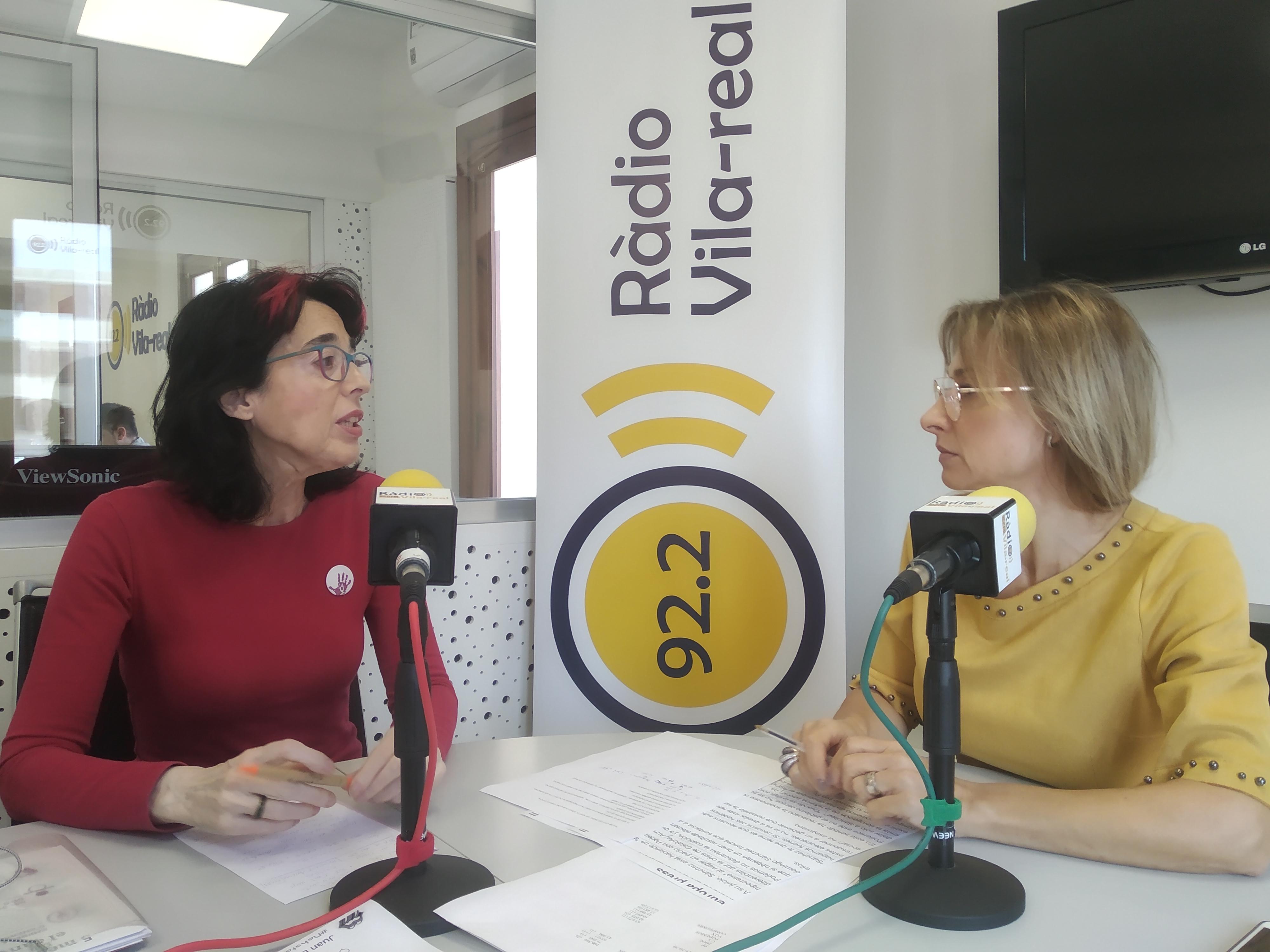 Entrevista a la número 1 de Unides Podem Castellón al Congreso, Marisa Saavedra. 5 de noviembre del 2019