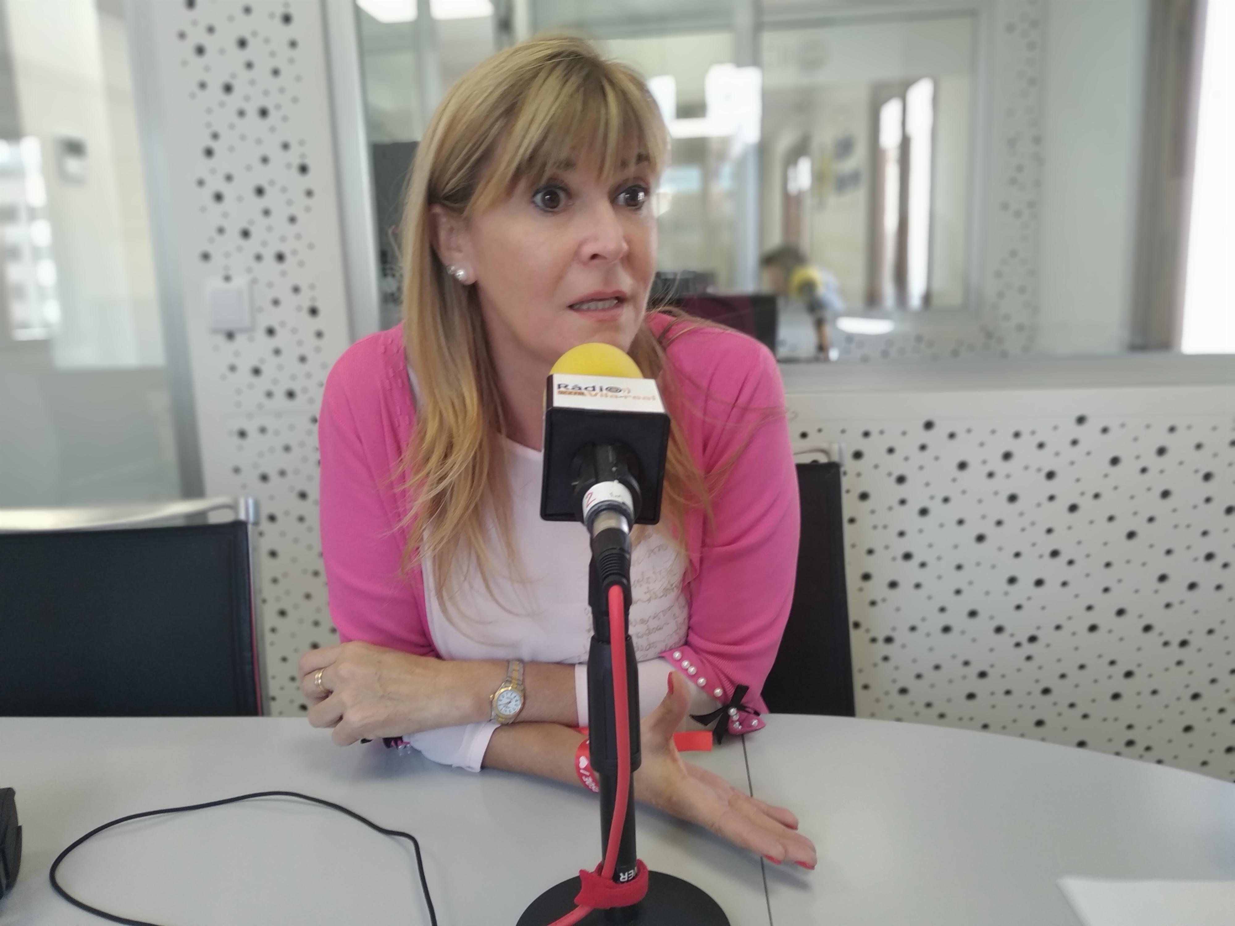 Entrevista a la candida al Congreso por el PSPV-PSOE de Castellón, Susana Ros. 8 de noviembre del 2019