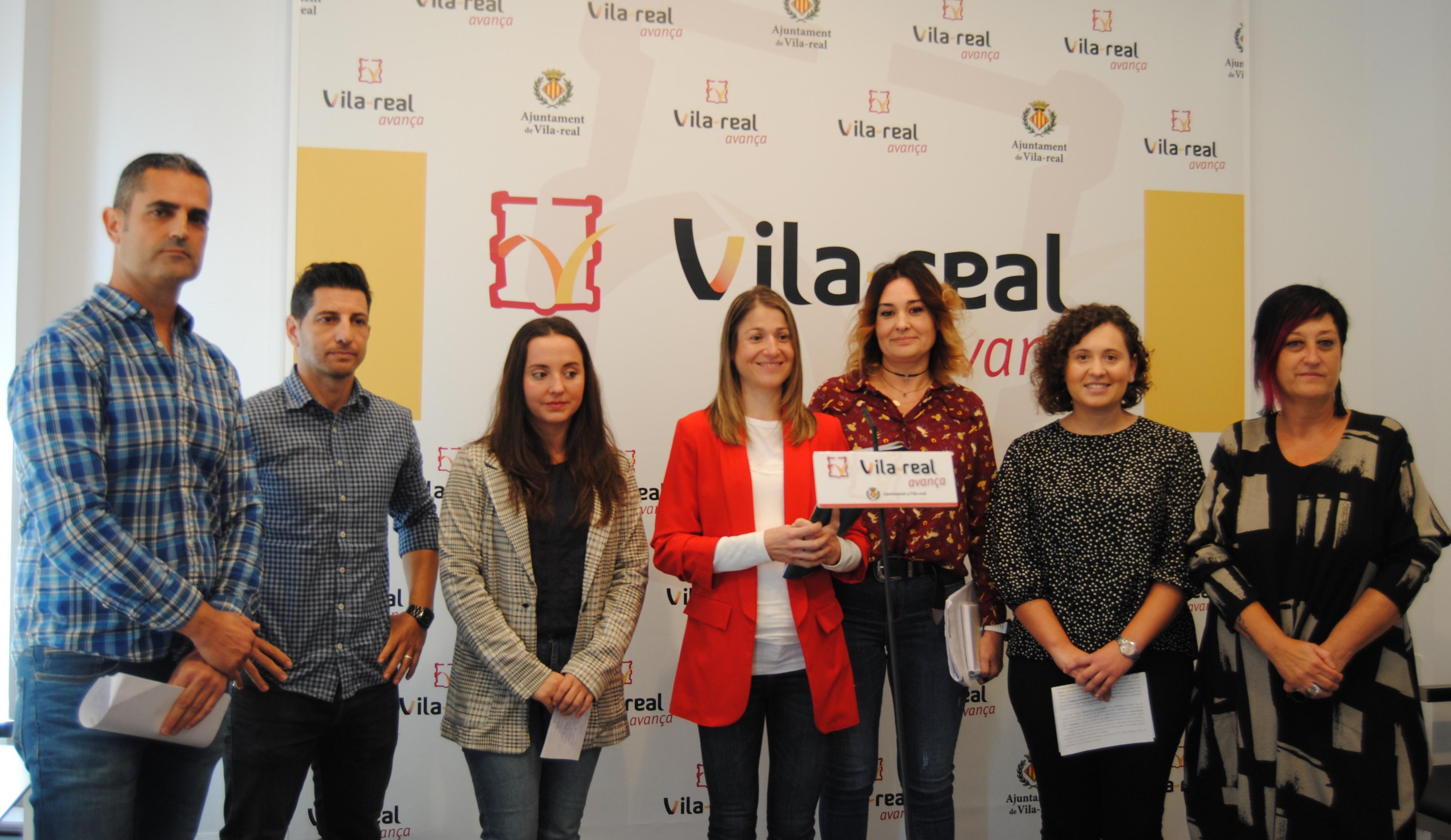 Seis centros educativos de Vila-real desarrollan proyectos europeos Erasmus+