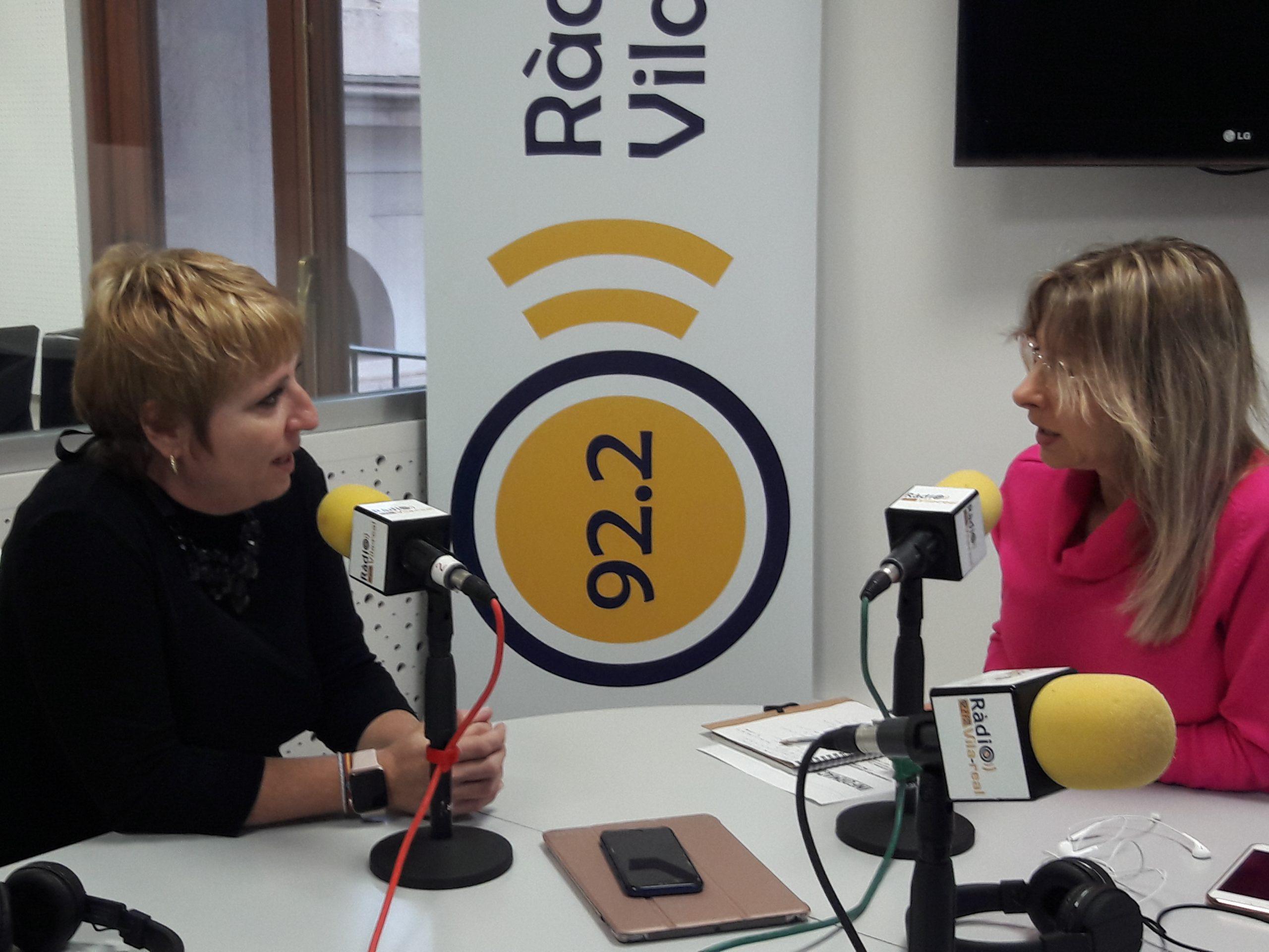 Entrevista con Elena Vicente-Ruíz, secretaria general del PP de Castellón