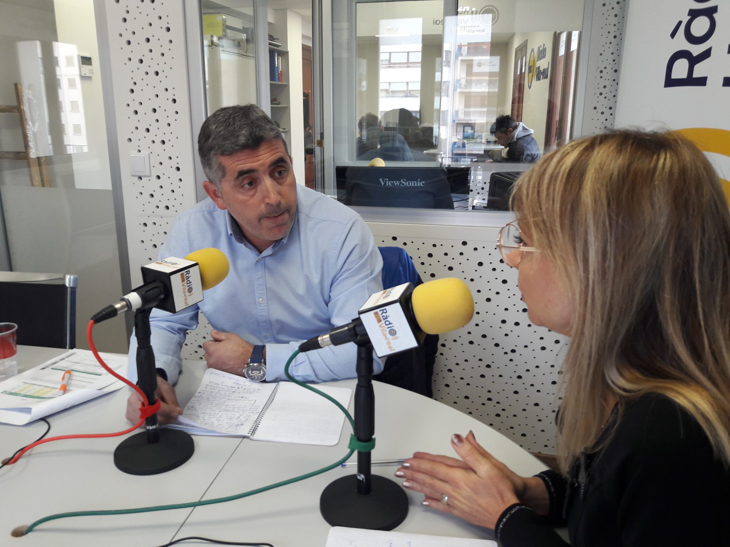 Entrevista a Javier Ramos, portavoz de Ciudadanos en Borriol