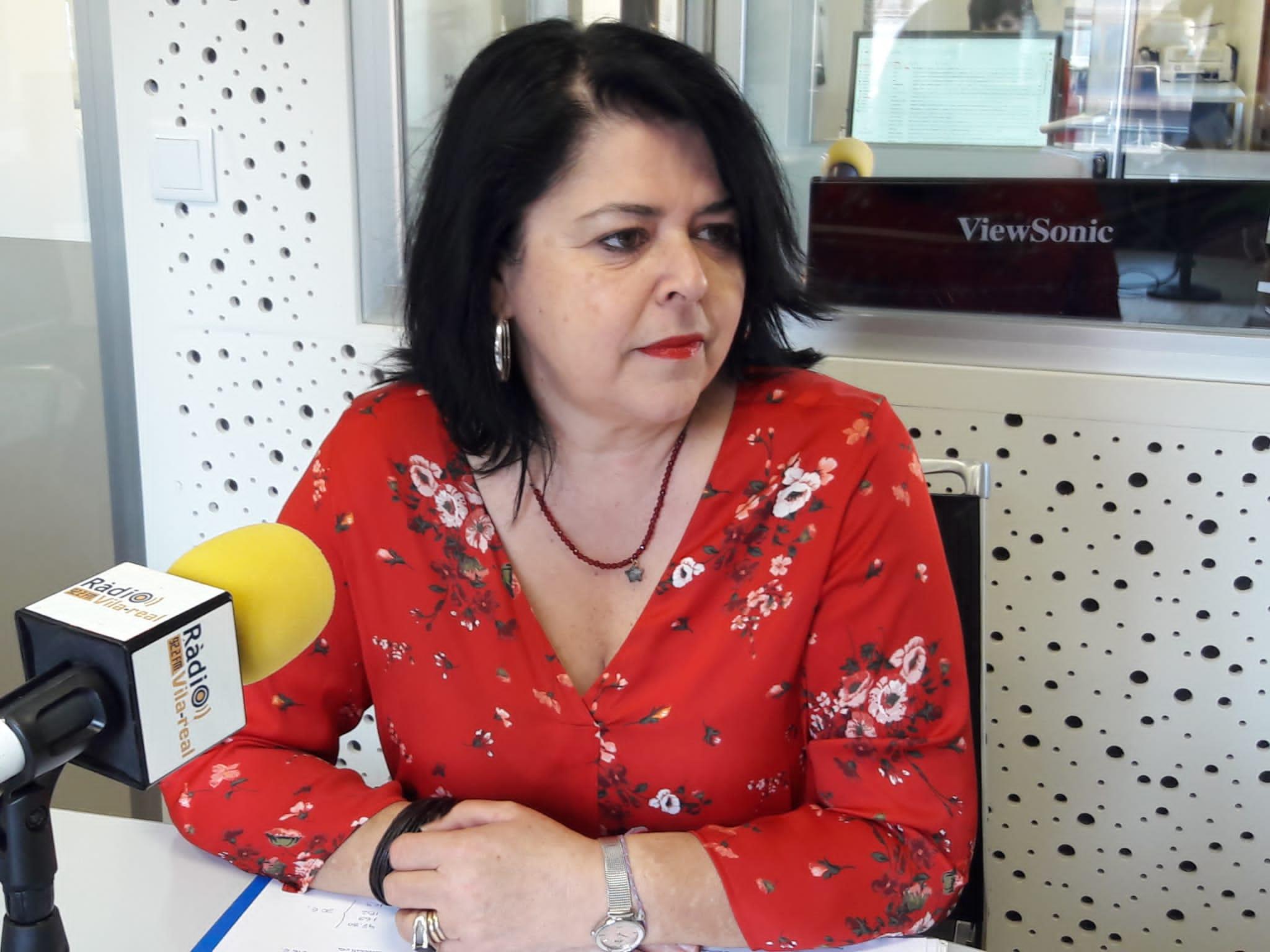 Entrevista María Consuelo Vilarrocha, edil del PP en Borriol