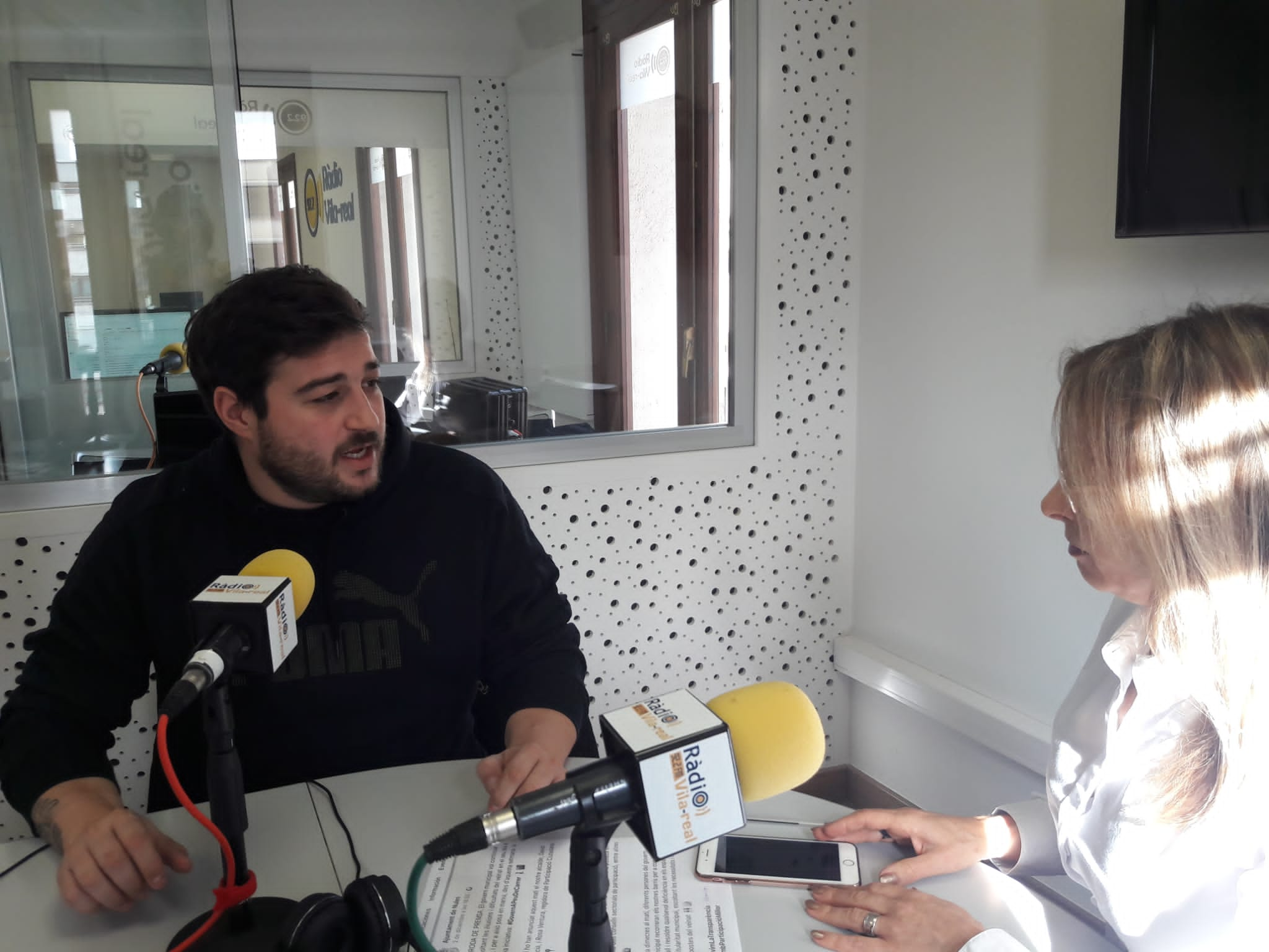 Entrevista a Adrián Sorribes, edil del PSPV en Nules