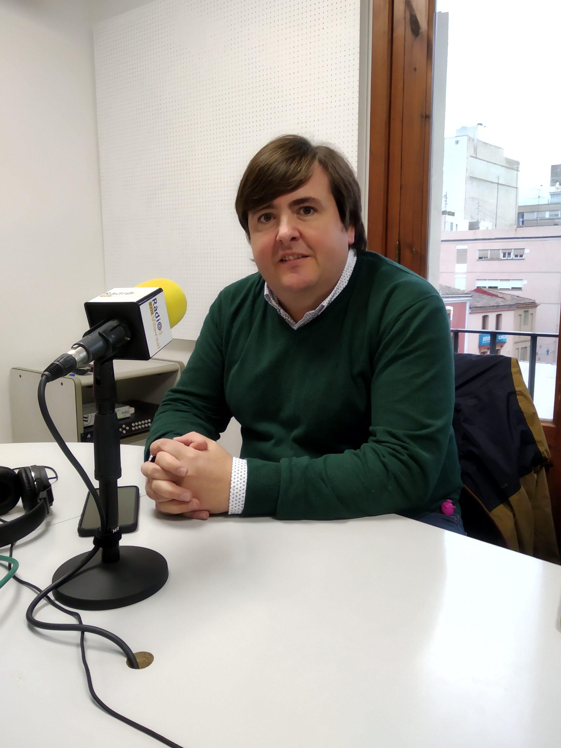 Entrevista con Vicent Granel, teniente de alcalde en Burriana