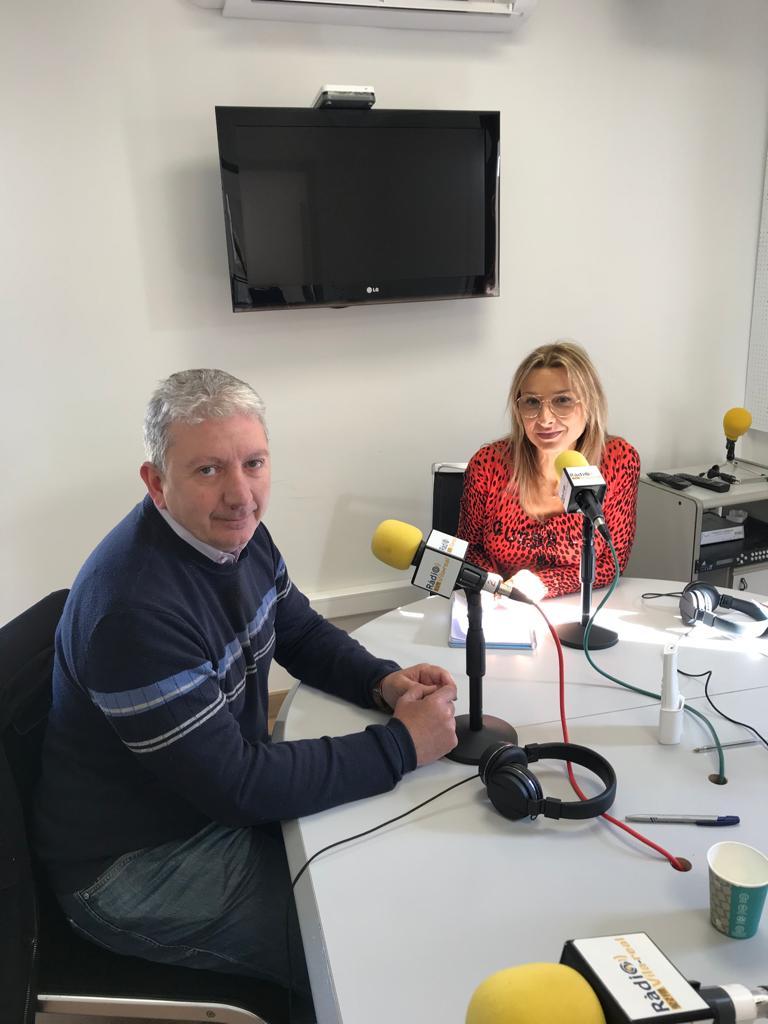 Entrevista a Javier Serralvo 24-12-2019