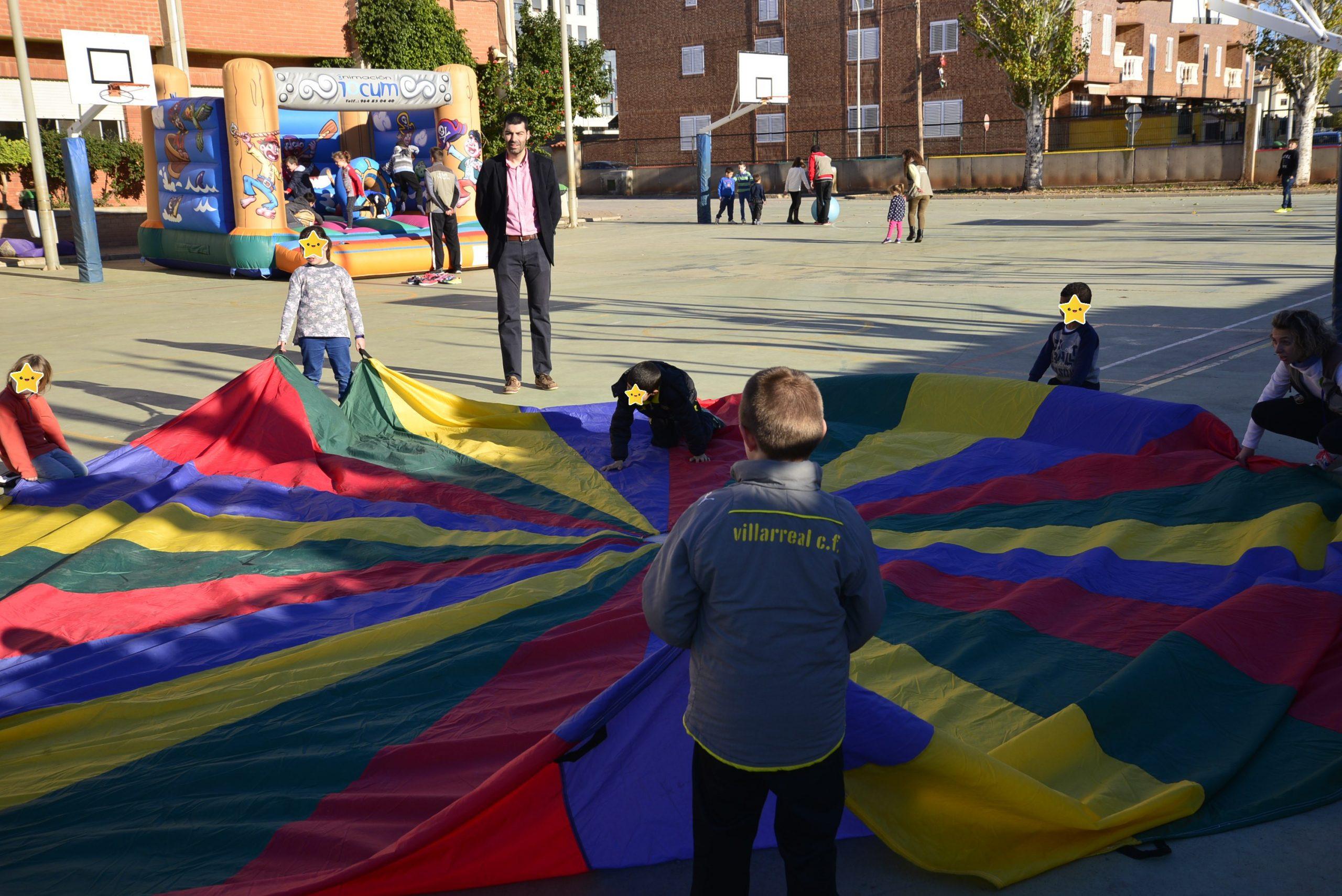 Vila-real oferta más de un centenar de plazas en el Aplec y Campus Natura en Navidad