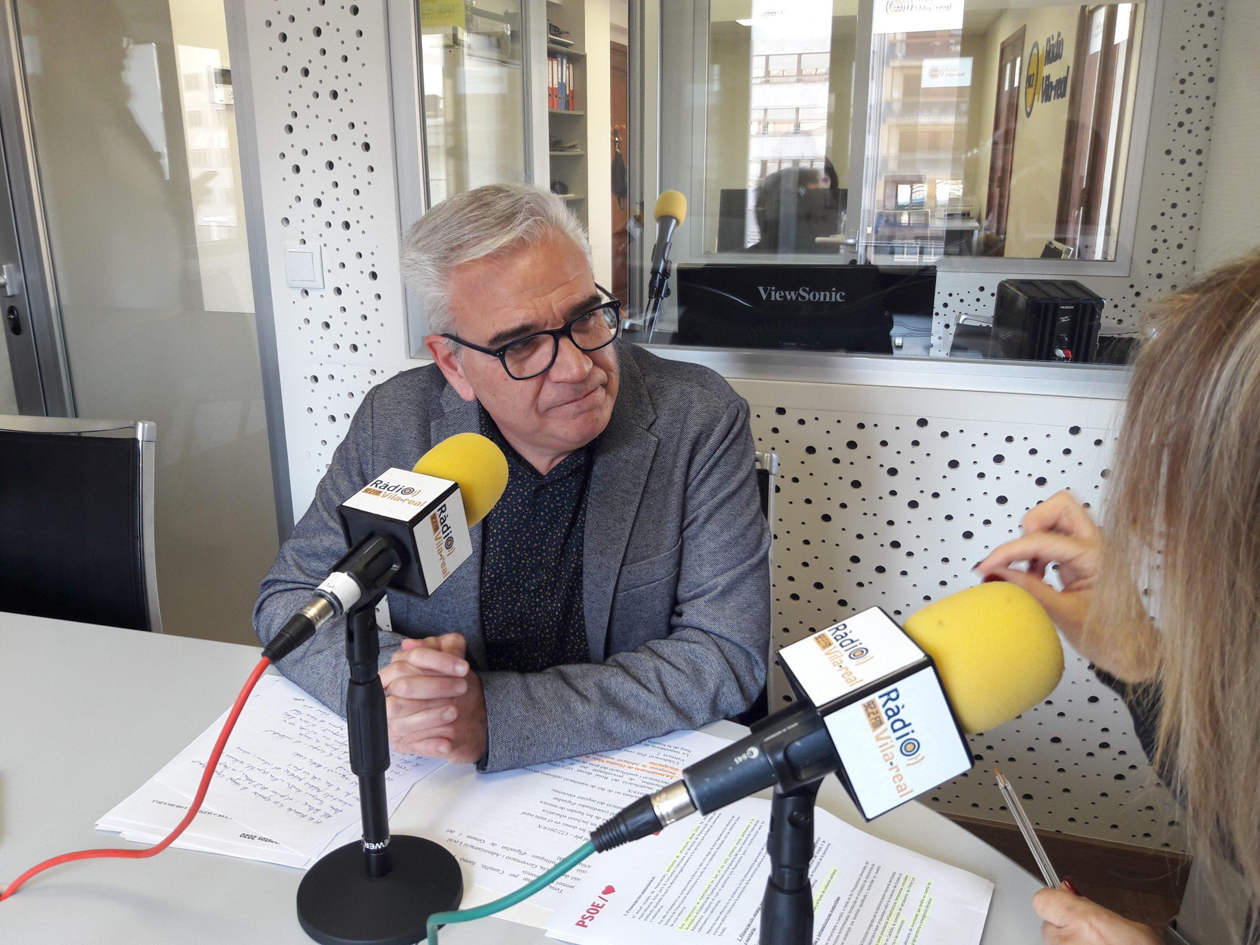 Entrevista a Silverio Tena, diputado autonómico por Compromís