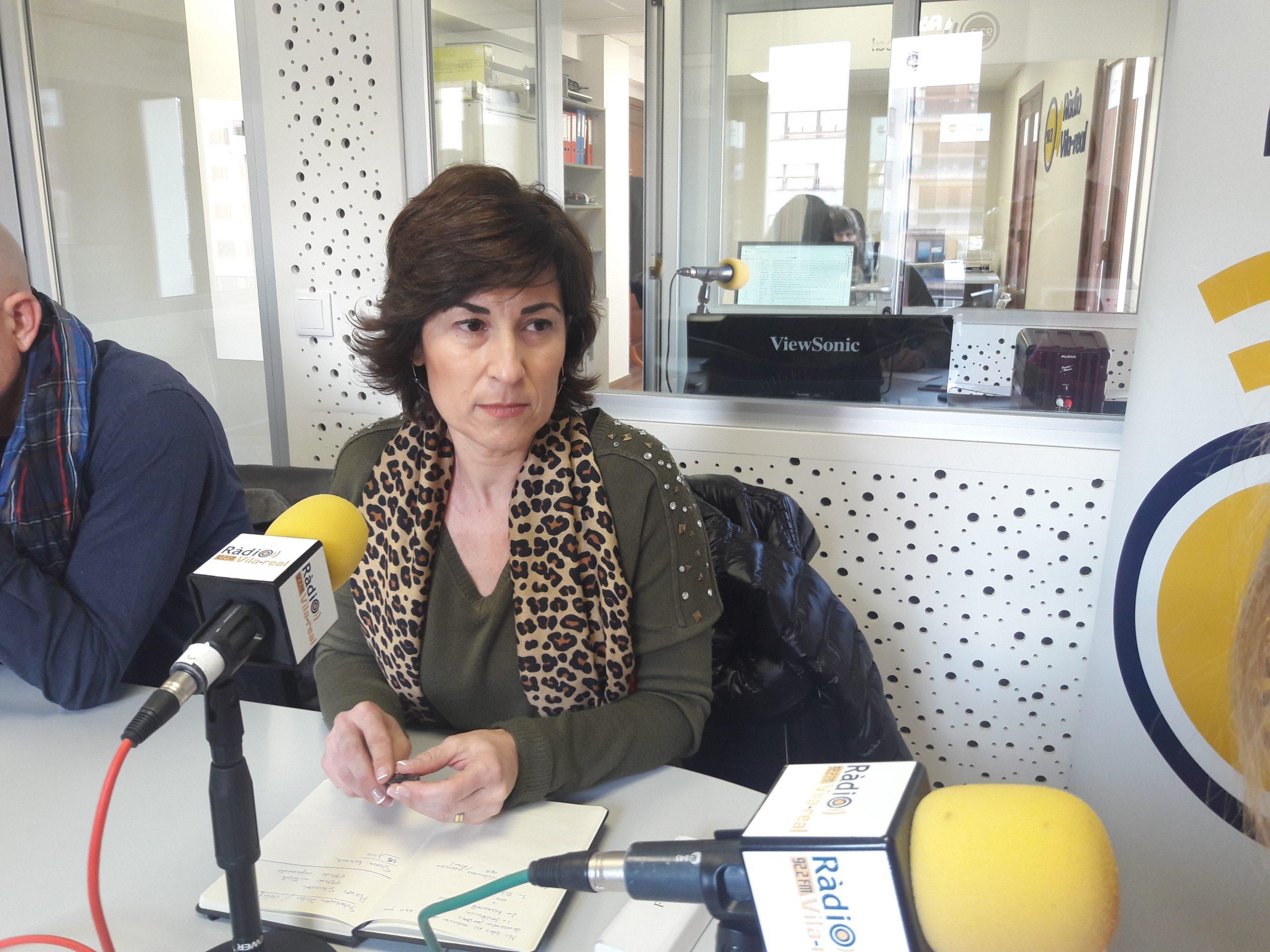 Entrevista María Victoria Marzal, edil del PP de Nules