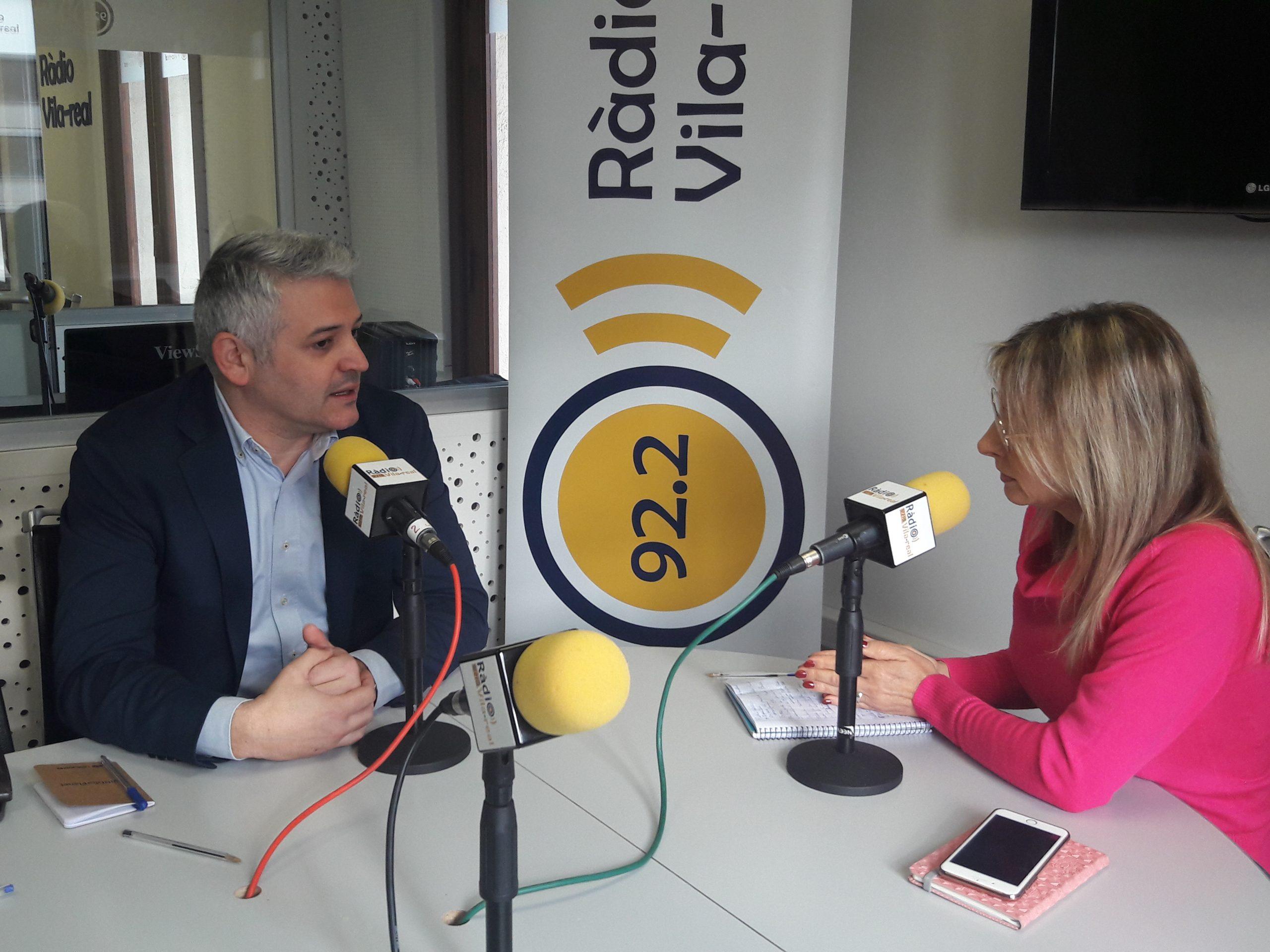 Entrevista al diputado nacional del PSPV-PSOE, German Renau