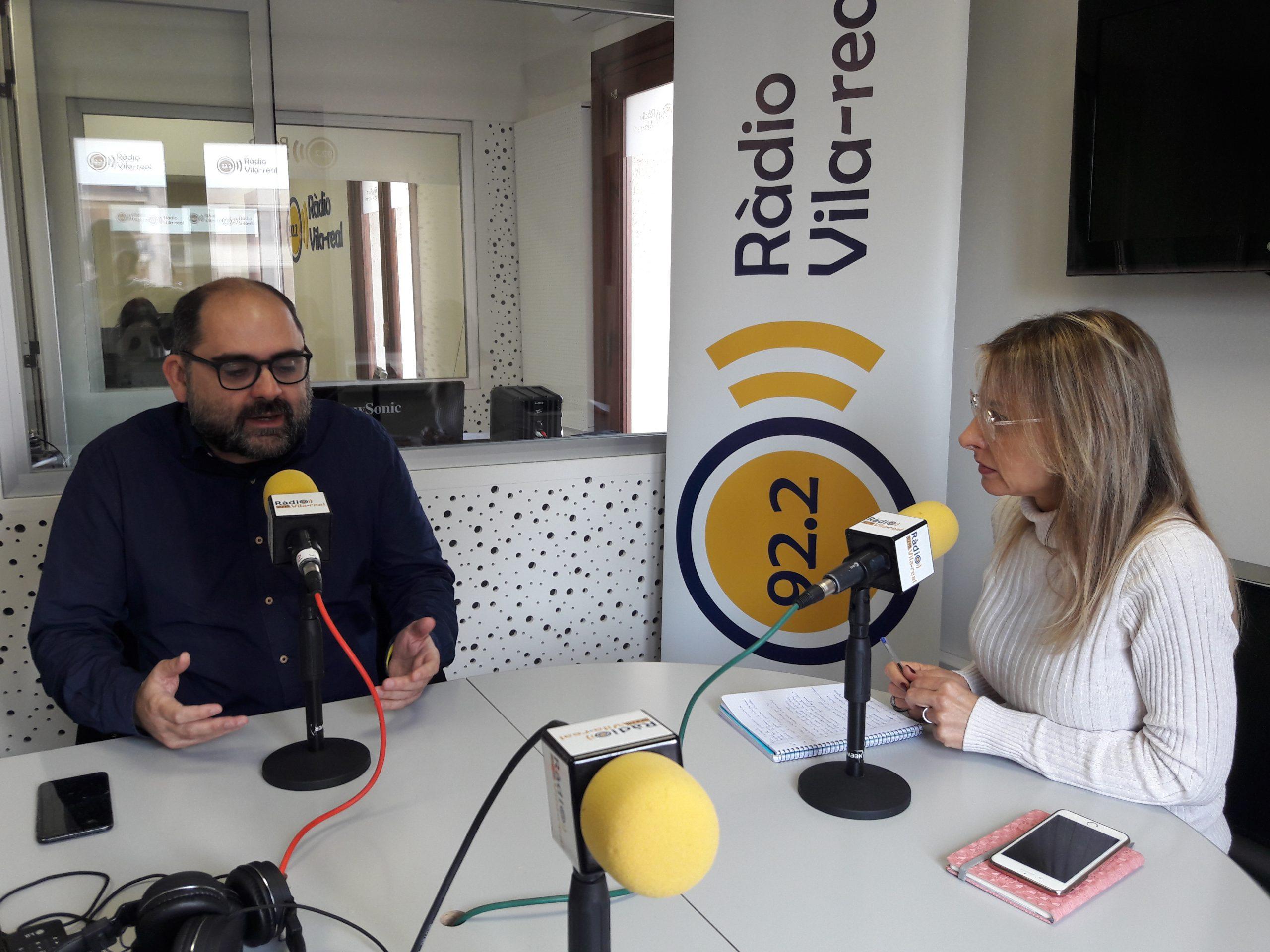 Entrevista al diputado provincial de Compromís, Pau Ferrando