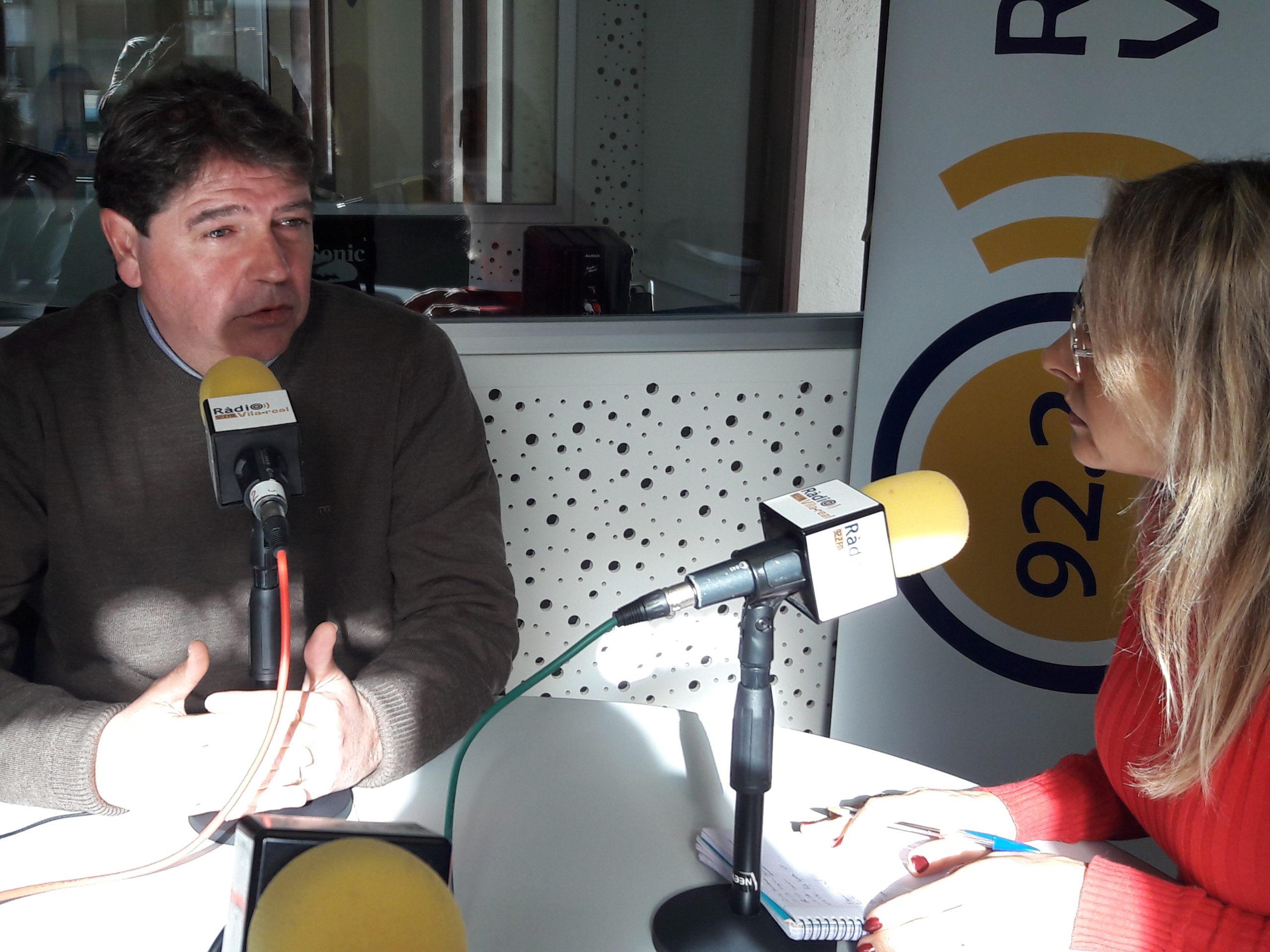 Entrevista a Francisco Vicent, concejal de Ciudadanos en les Alqueries
