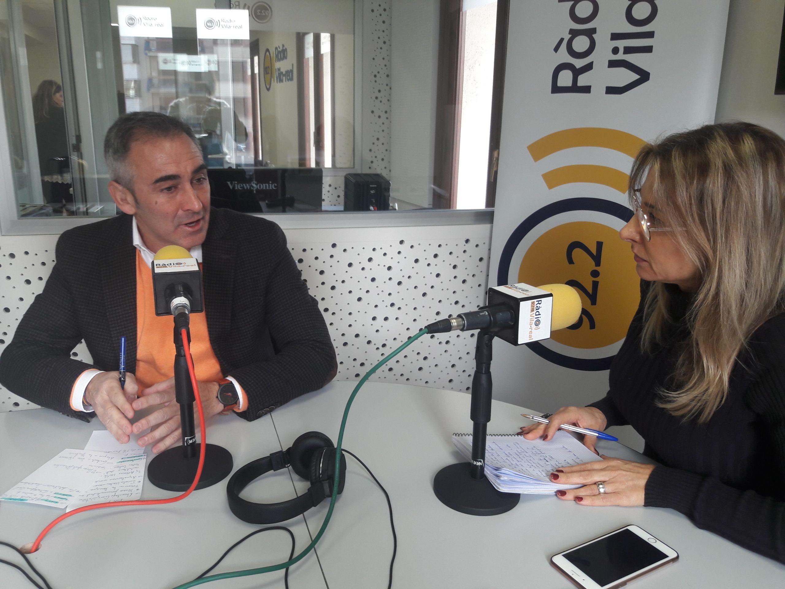 Entrevista a la diputado autonómico del PP por Castellón, Miguel Barrachina