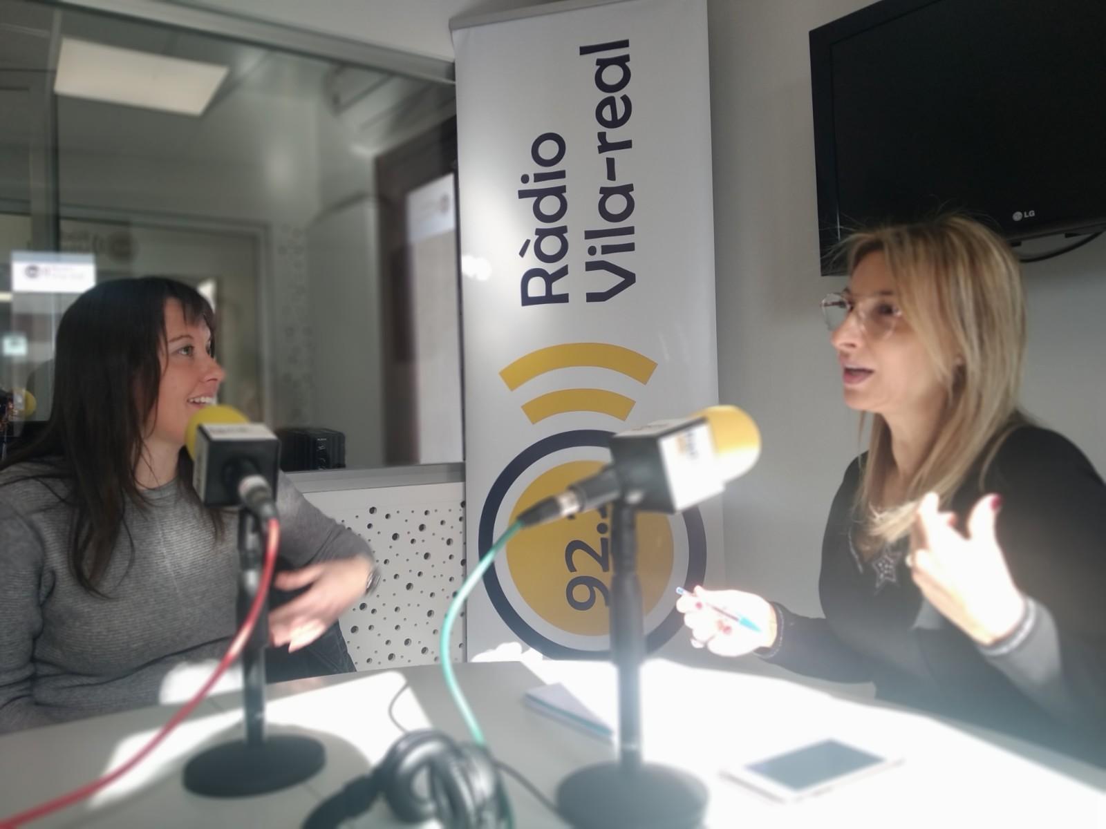 Entrevista a la edil de Compromís en Almassora, Diana Belliure