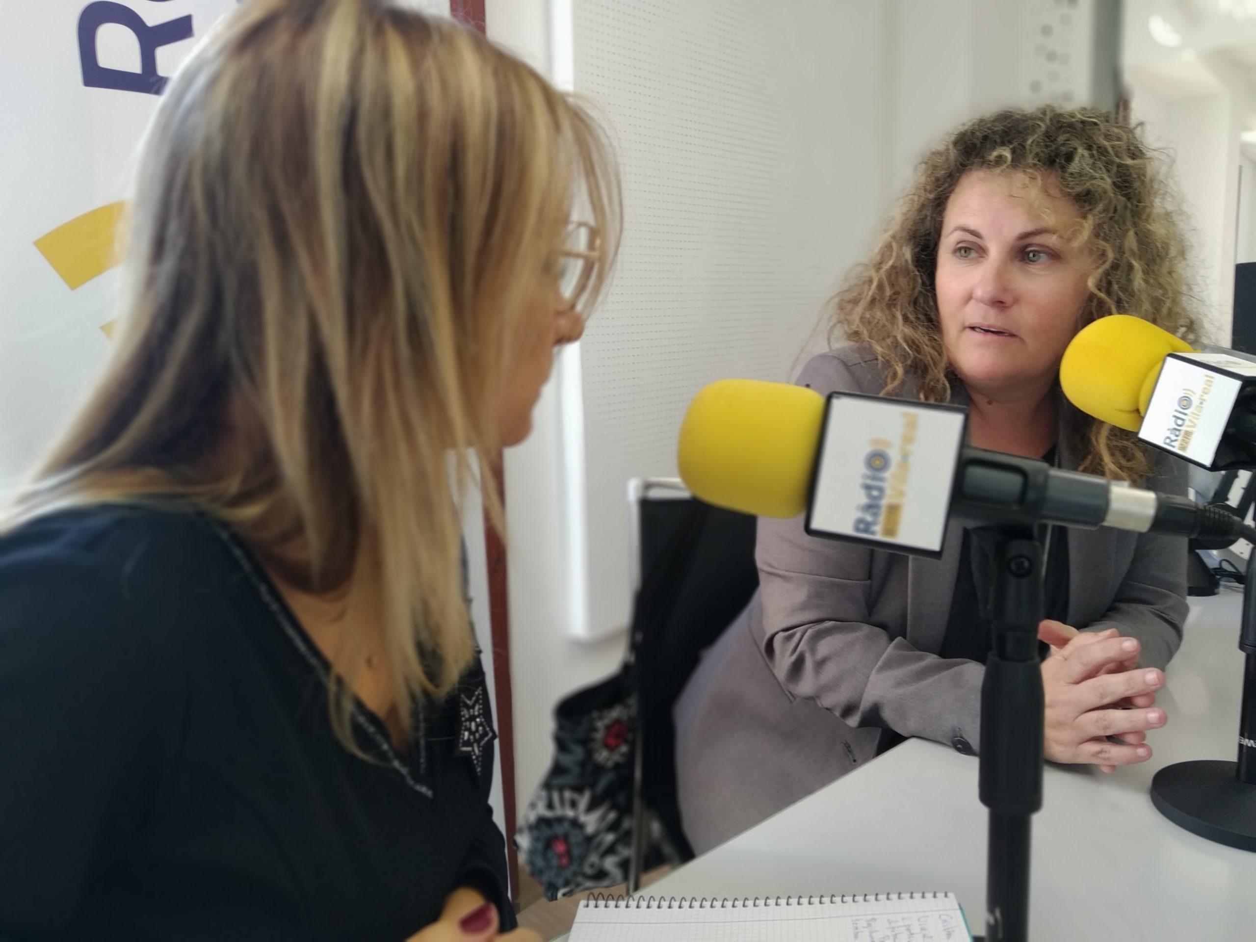 Entrevista con la vicealcaldesa de Benicàssim y diputada provincial de Ciudadanos, Cristina Fernández