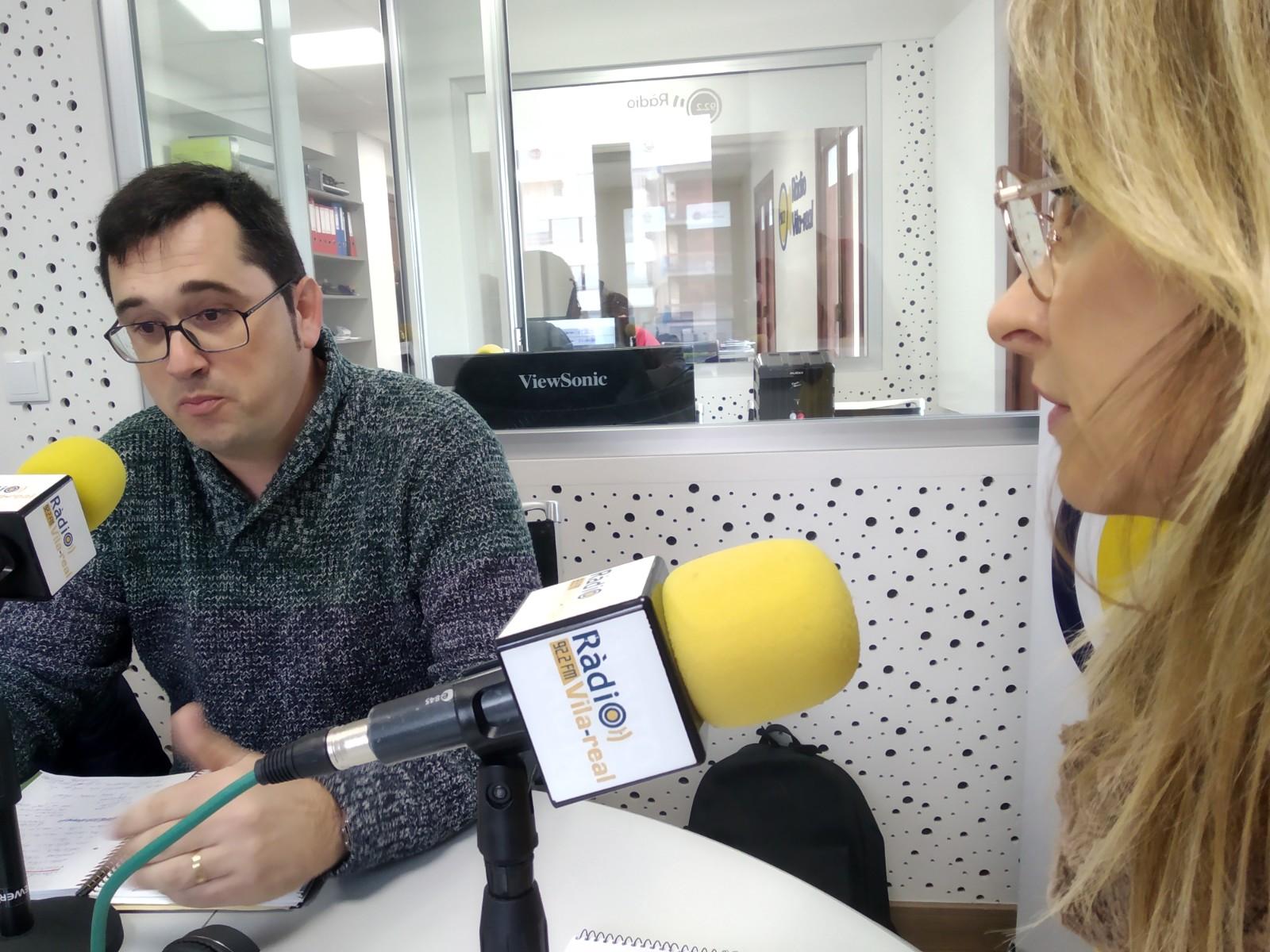 Entrevista al concejal de Compromís en Moncofa, Raül Borràs