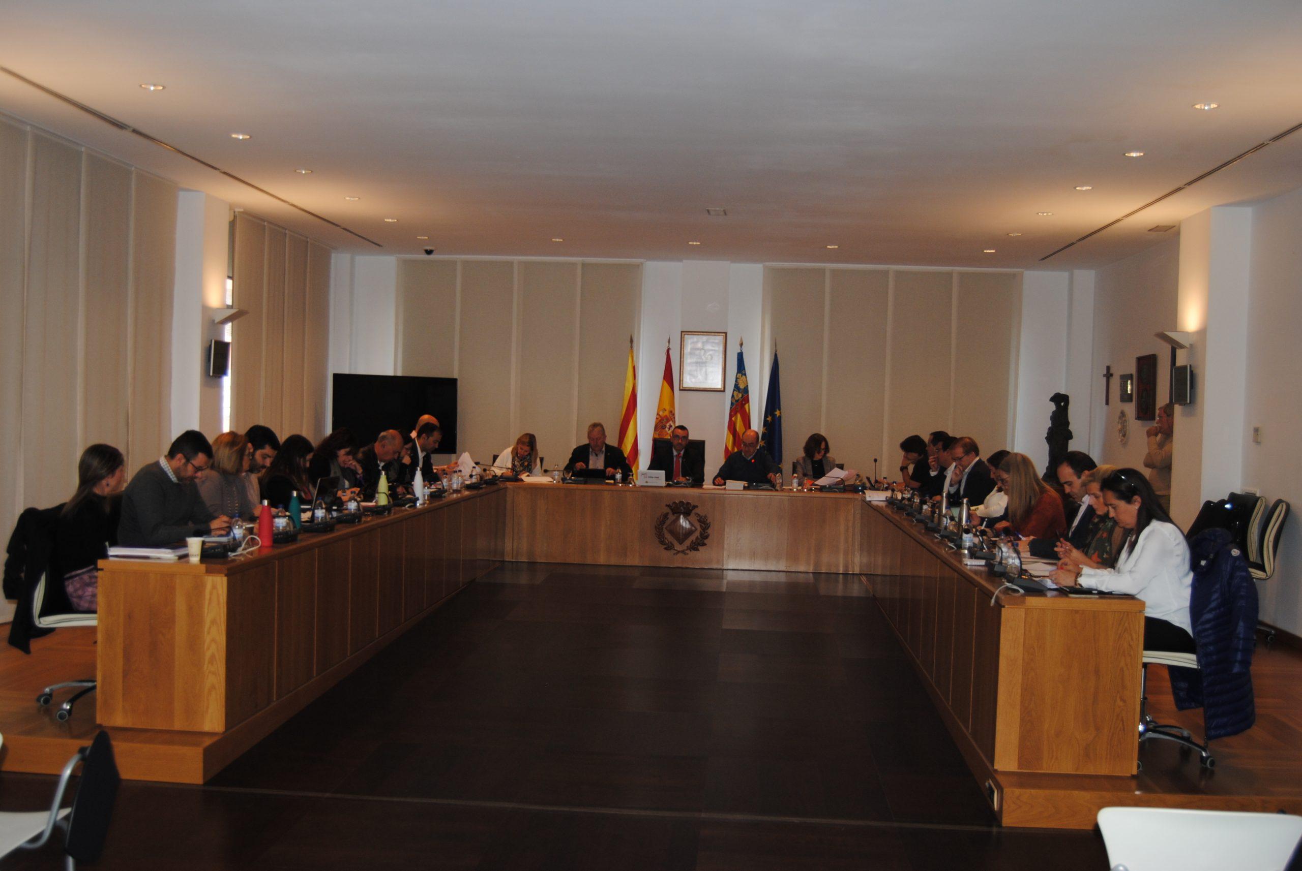 Vila-real dará luz verde al presupuesto del 2020 este viernes