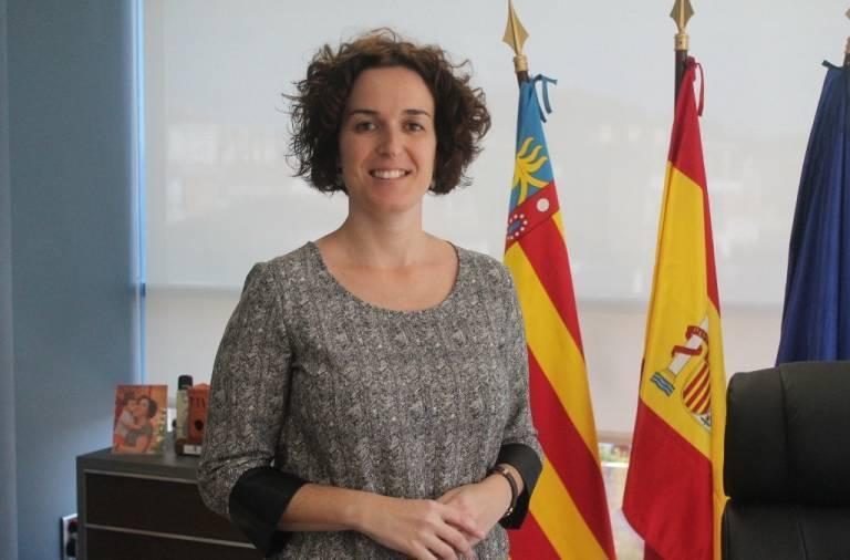 Entrevista a la alcaldesa de Almenara, Estíbaliz Pérez