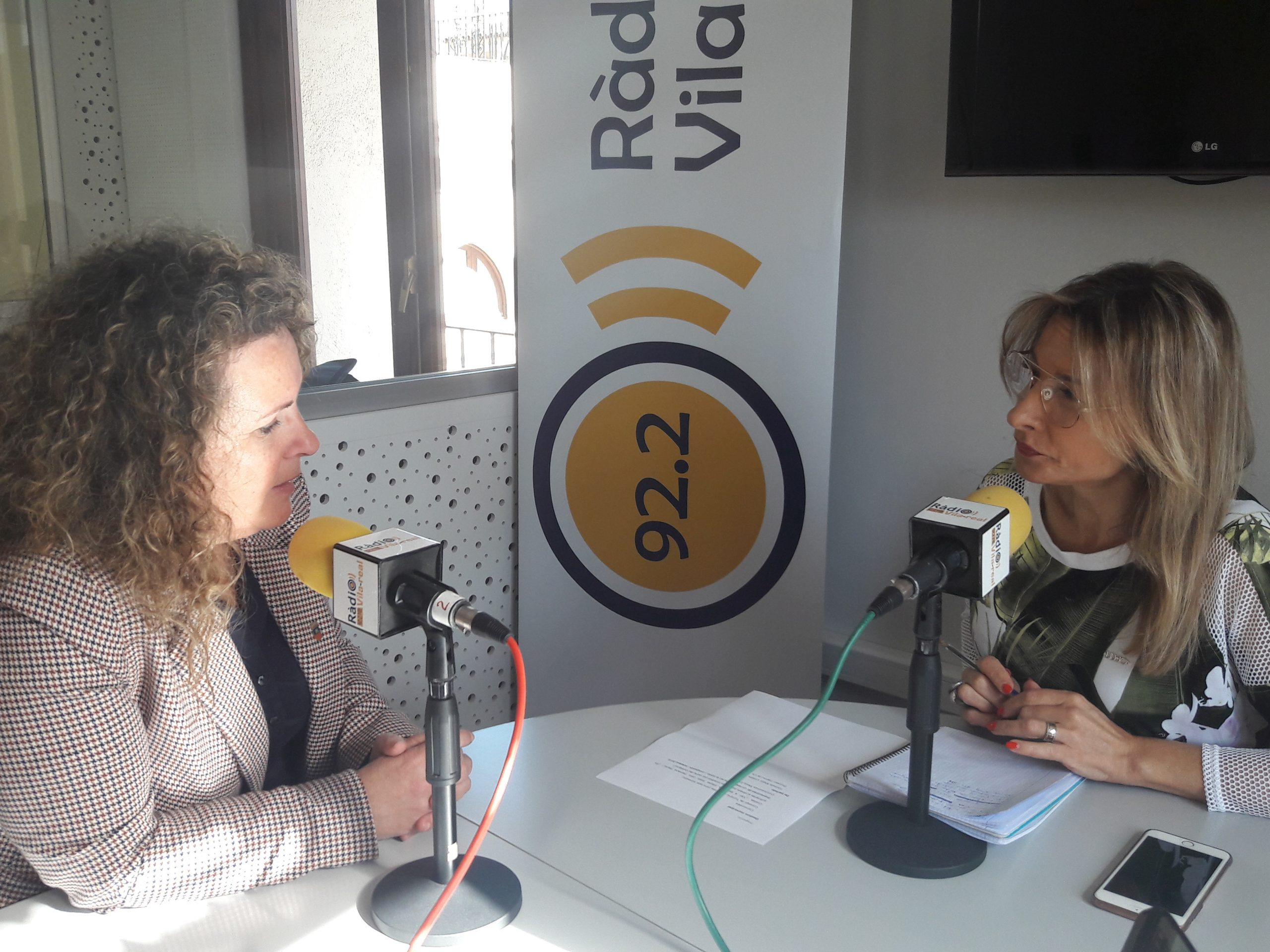 Entrevista Cristina Fernández, edil de Ciudadanos en Benicàssim y diputada provincial