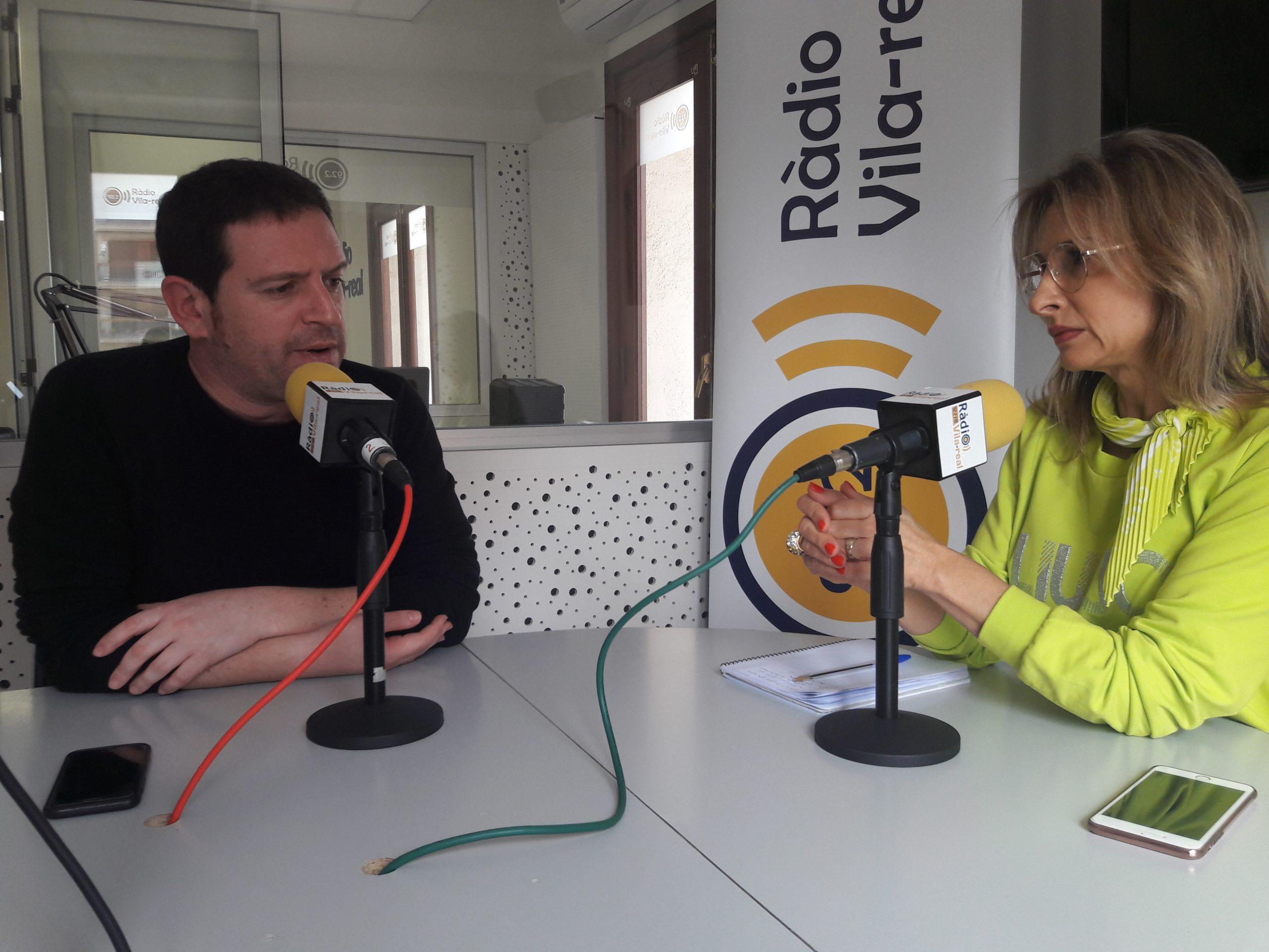 Entrevista al diputat provincial de Compromis, Ignasi García