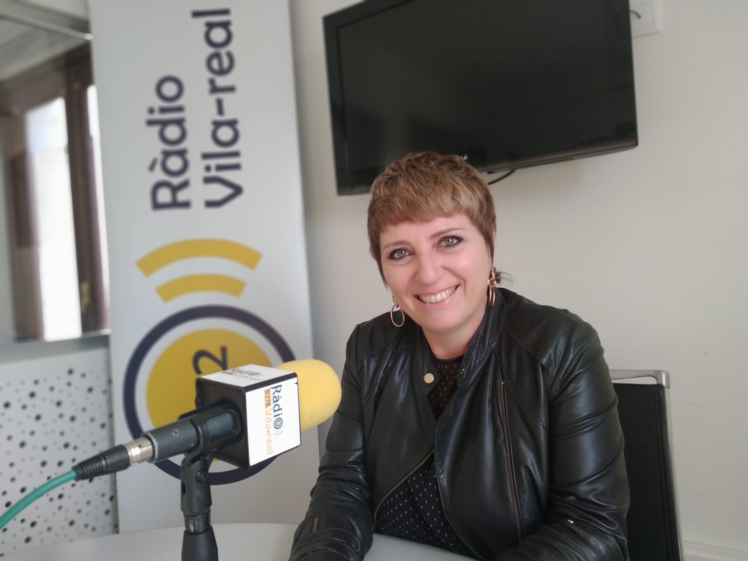 Entrevista a la diputada provincial del PP, Elena Vicente-Ruiz