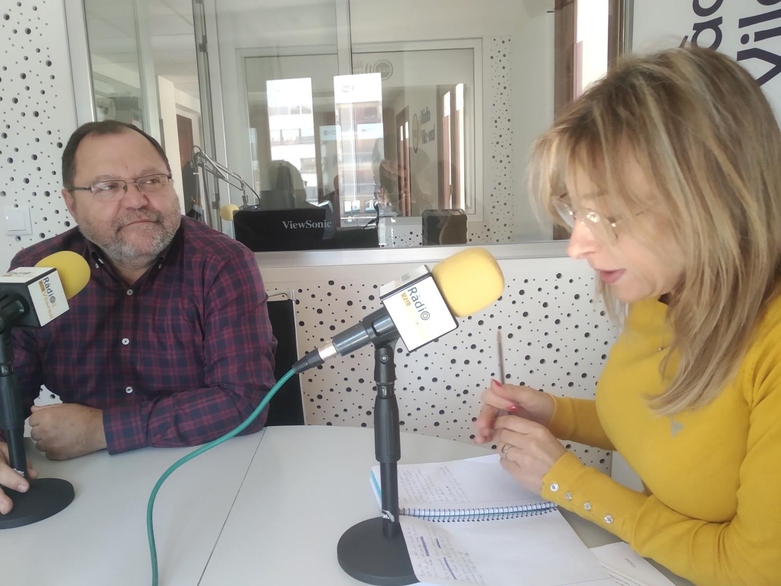 Entrevista al diputado autonómico del PSPV, Paco Gil