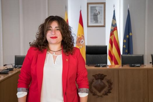 Entrevista a la regidora de participació ciutatana i proximitat a Vila-real, Miriam Caravaca