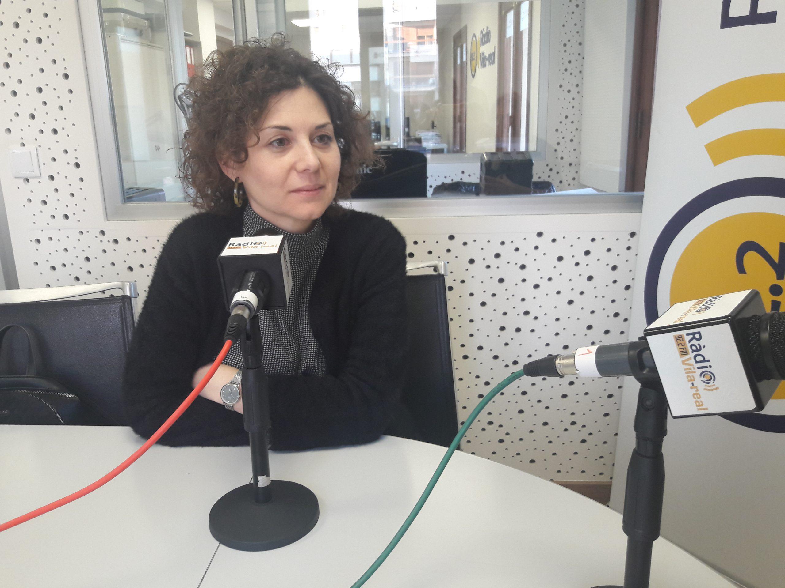 Entrevista a la directora general d´internalització, Mari Parra