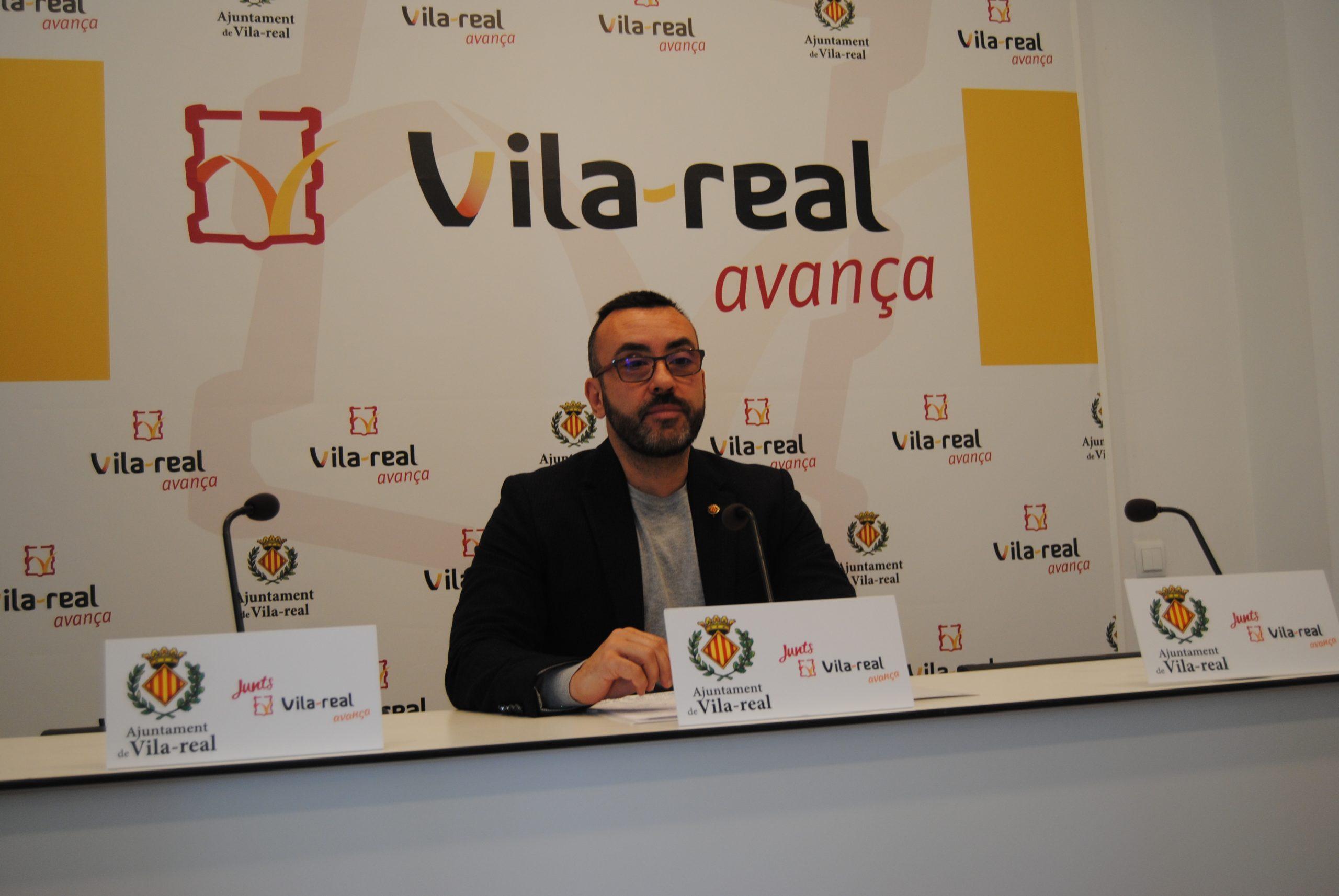 Vila-real activará un registro municipal de voluntariado para canalizar la ayuda ciudadana